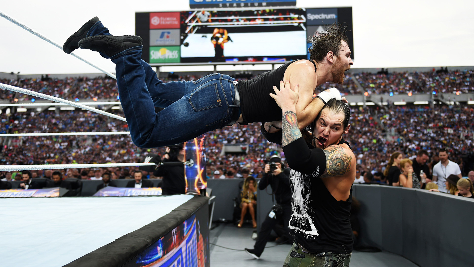 Bray Wyatt to win the WWE Championship   WWE