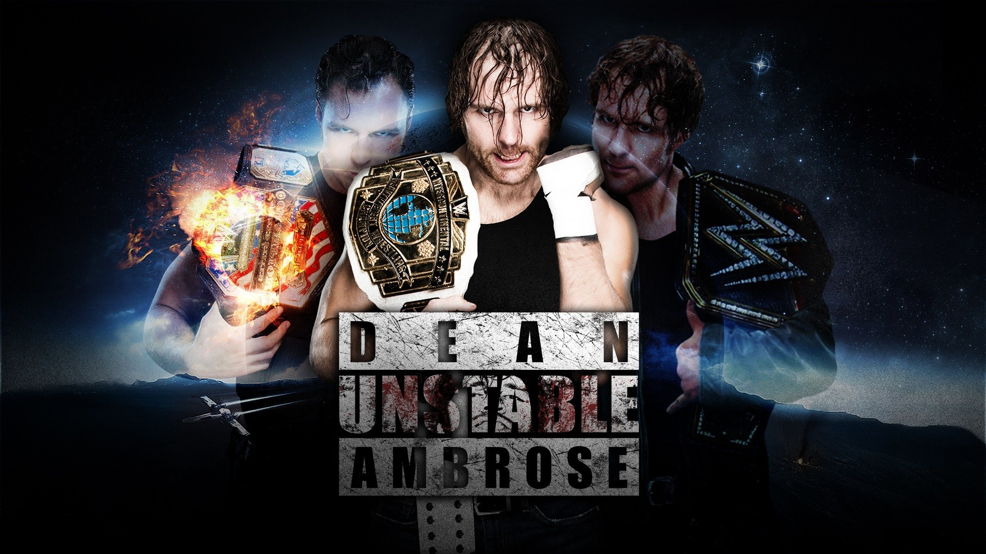Download Dean Ambrose wallpapers to your cell phone .