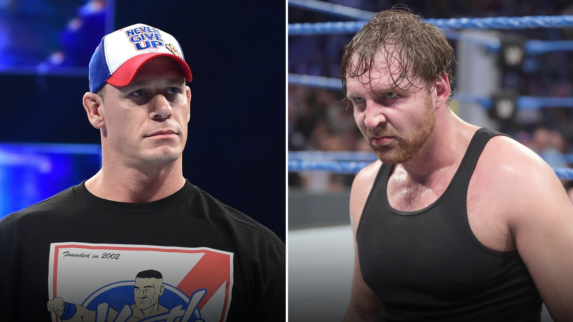 WWE News: TJ Perkins' Network Pick of The Week, New Video Looks at The WWE  Universe's Reaction Between Cena & Ambrose   411MANIA