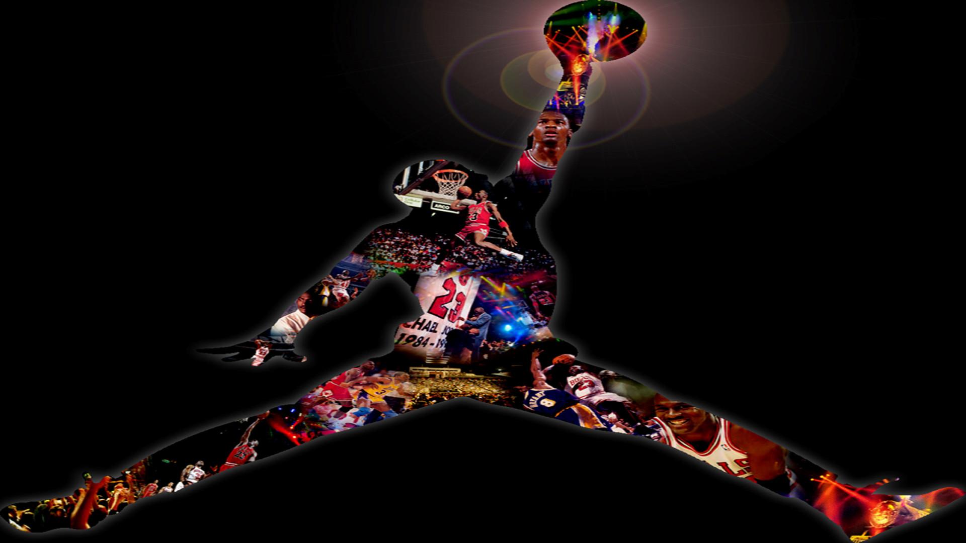 Michael Jordan Dunk Wallpapers Wallpaper 1280×800