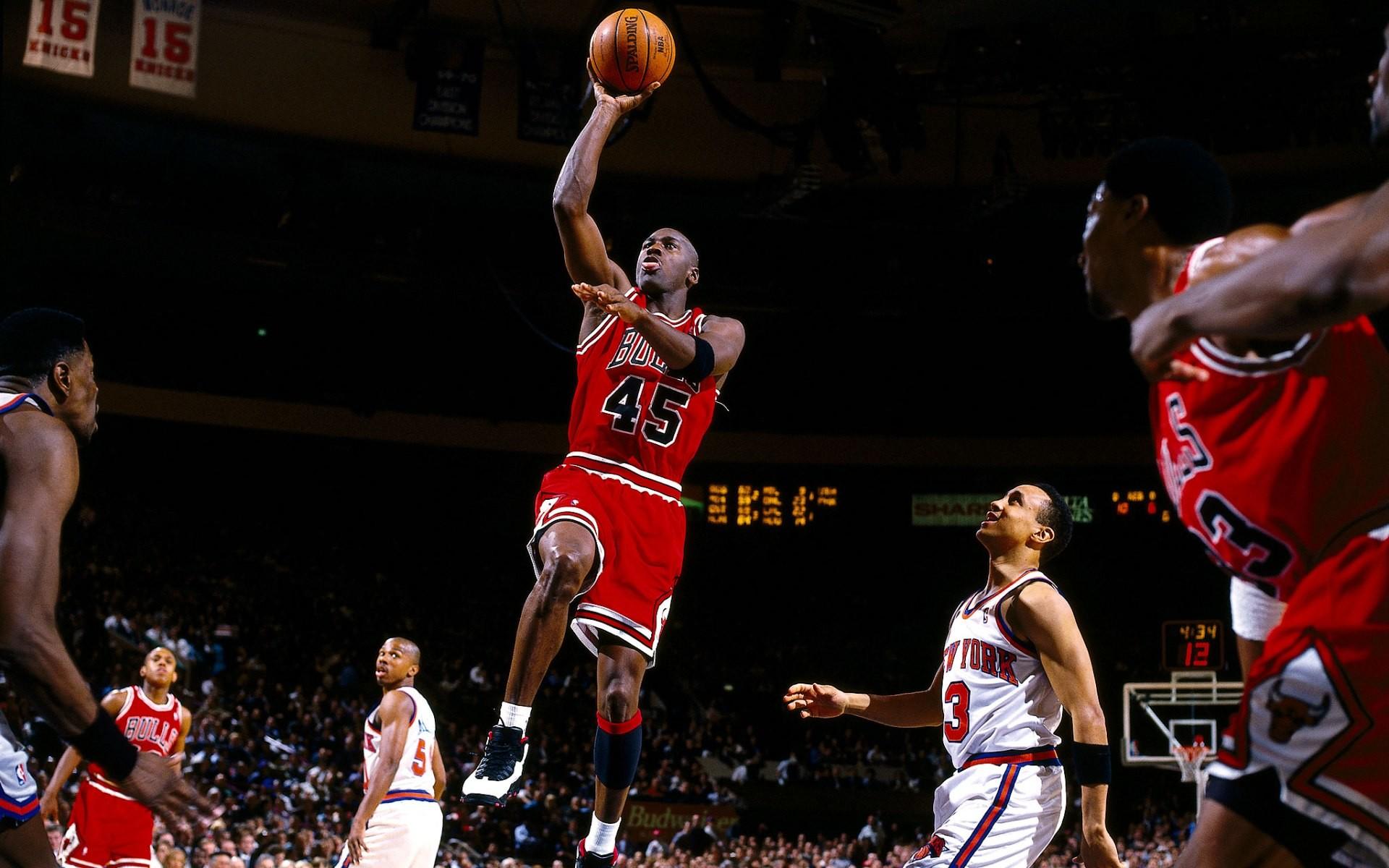 Michael Jordan Jump To Slam Dunk Image Gallery Wallpaper HD Desktop .