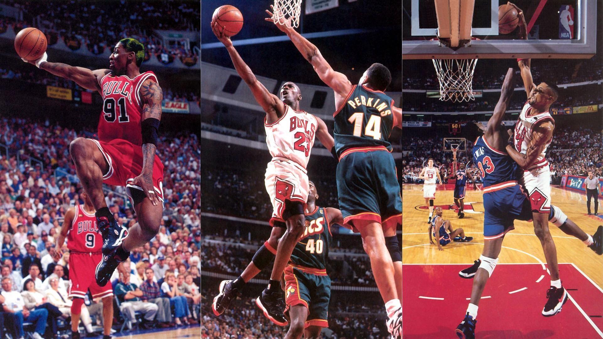 Michael Jordan Chicago Bulls HD Photo.