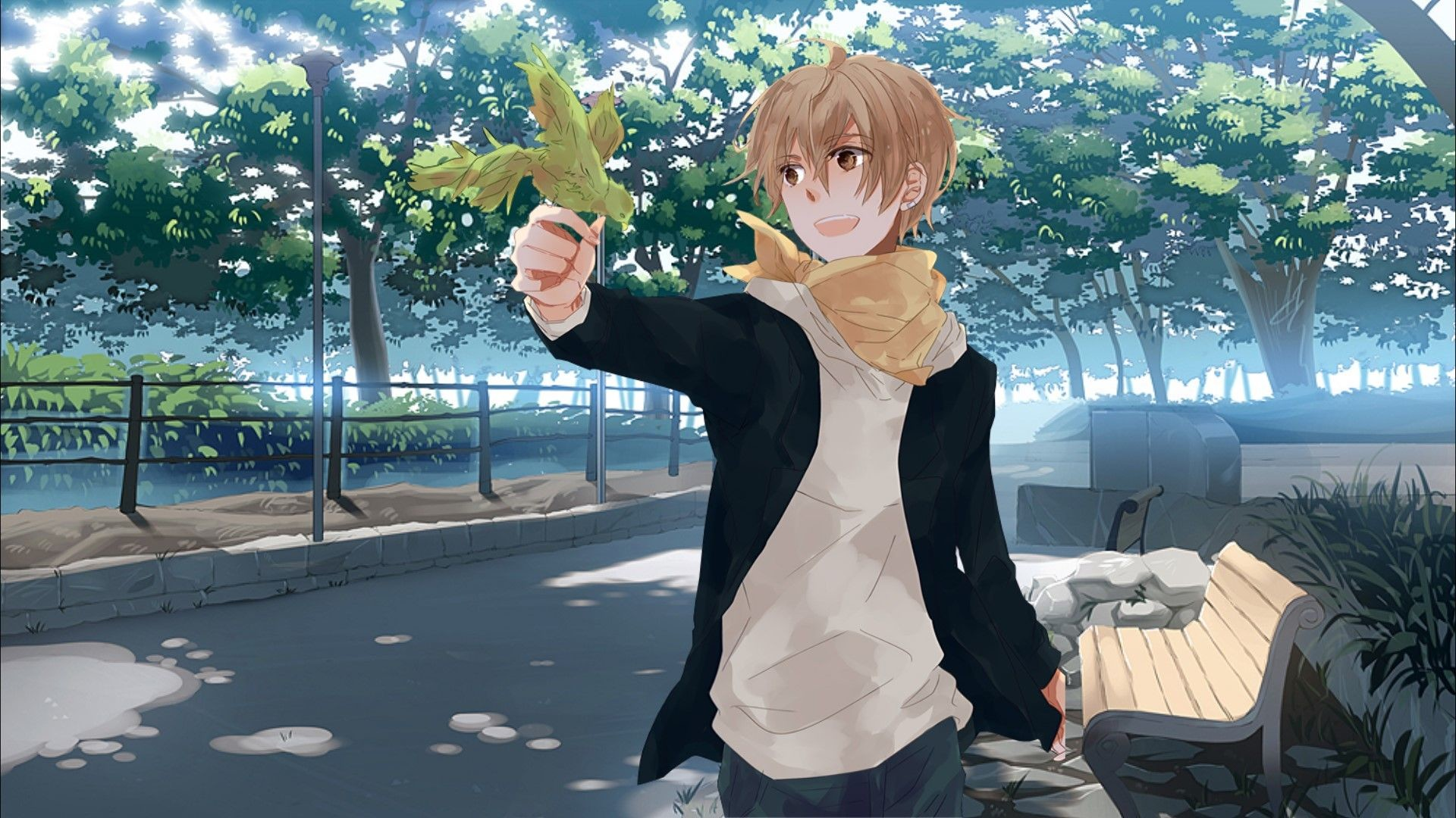 Anime Boy Wallpaper Backgrounds Anime Boy Wallpaper For Android