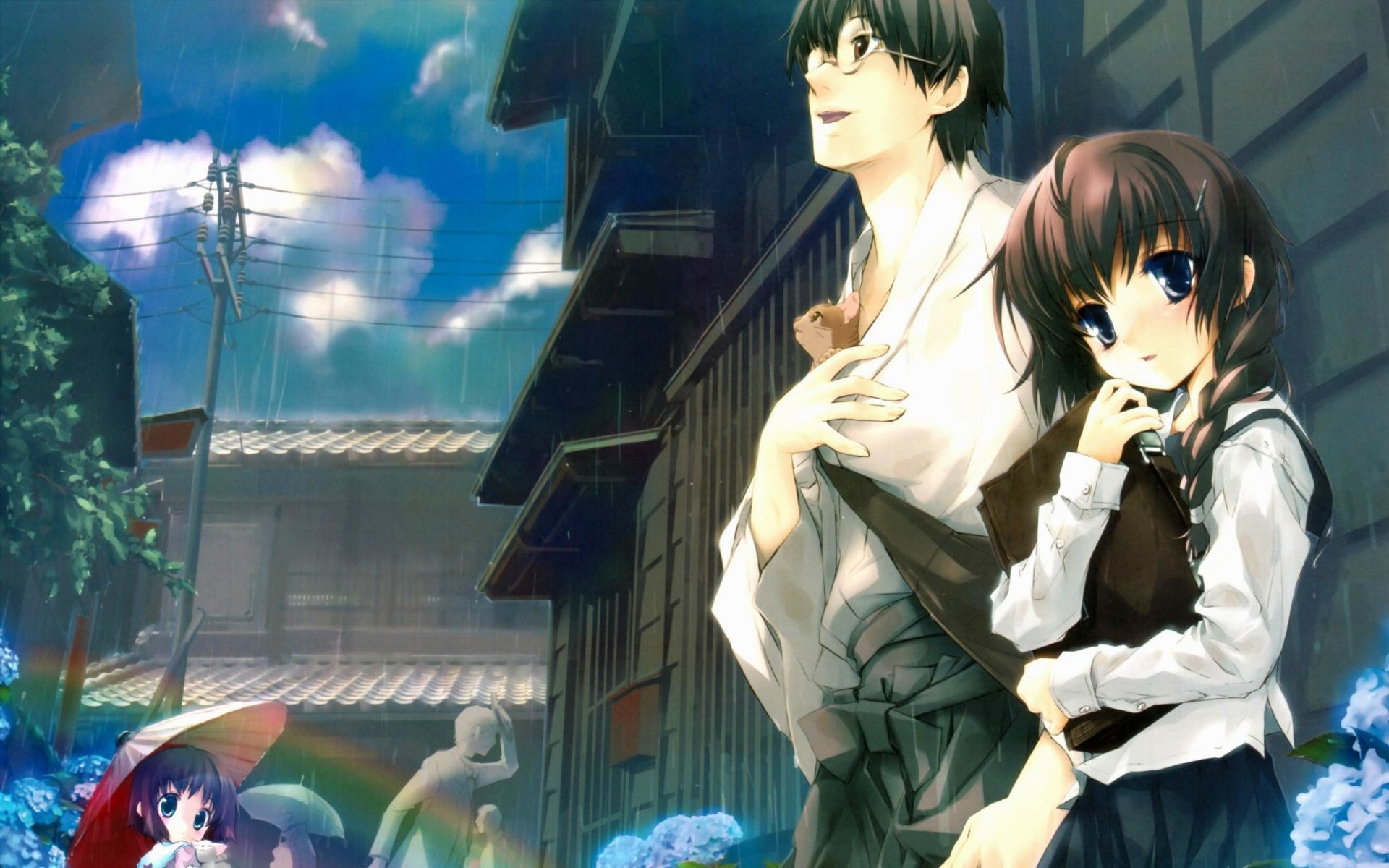 wallpaper.wiki-HD-Cute-Anime-Couple-Images-PIC-