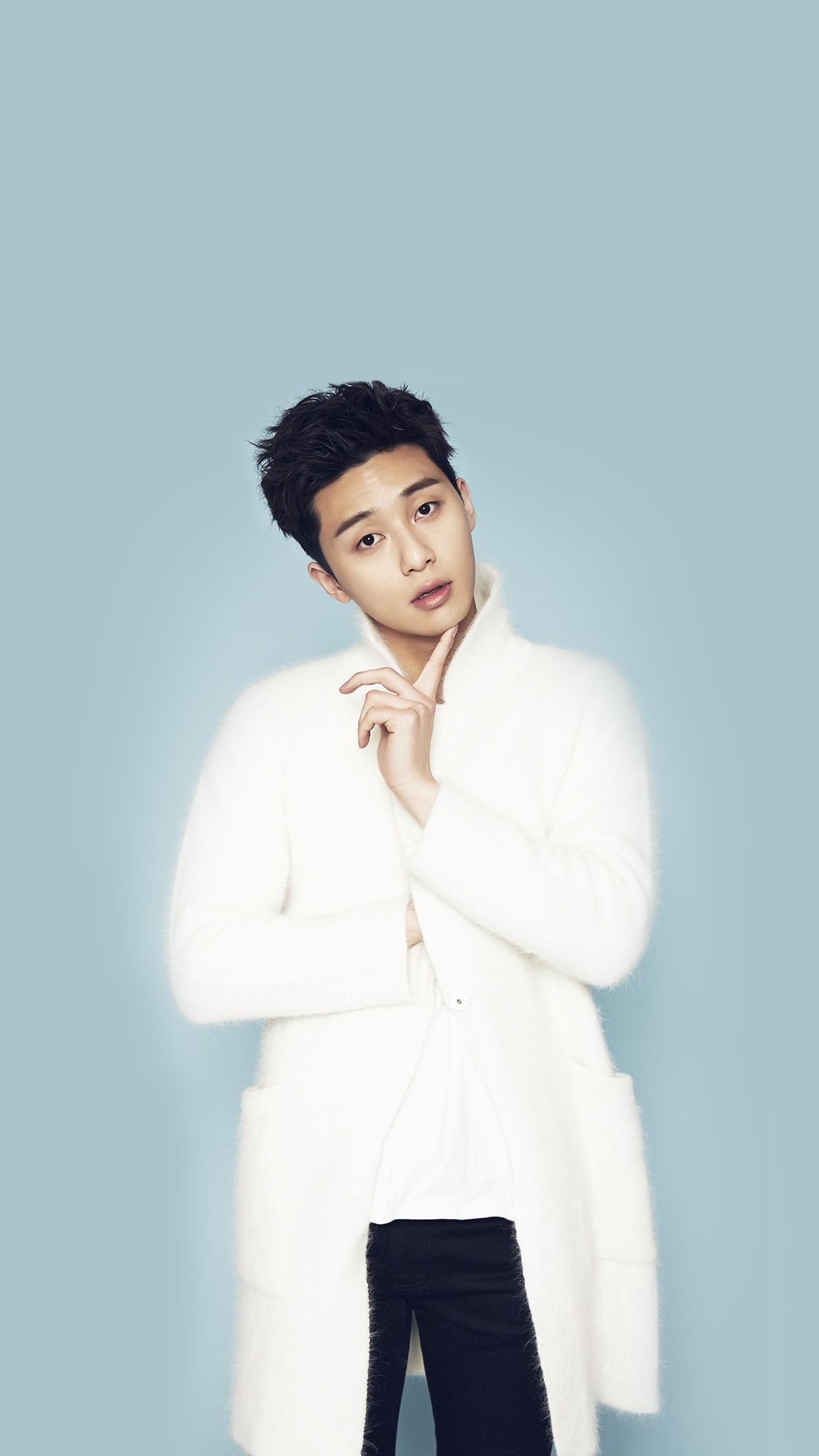 Park Seo Joon Kpop Blue Handsome Cool Guy