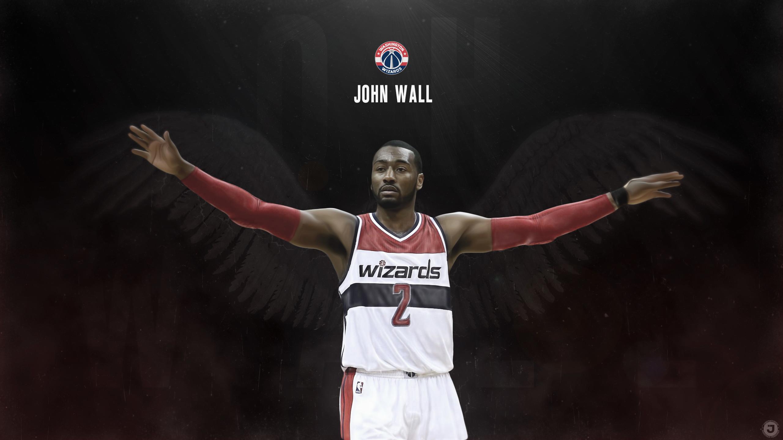John Wall Wizards 2015 Wallpaper