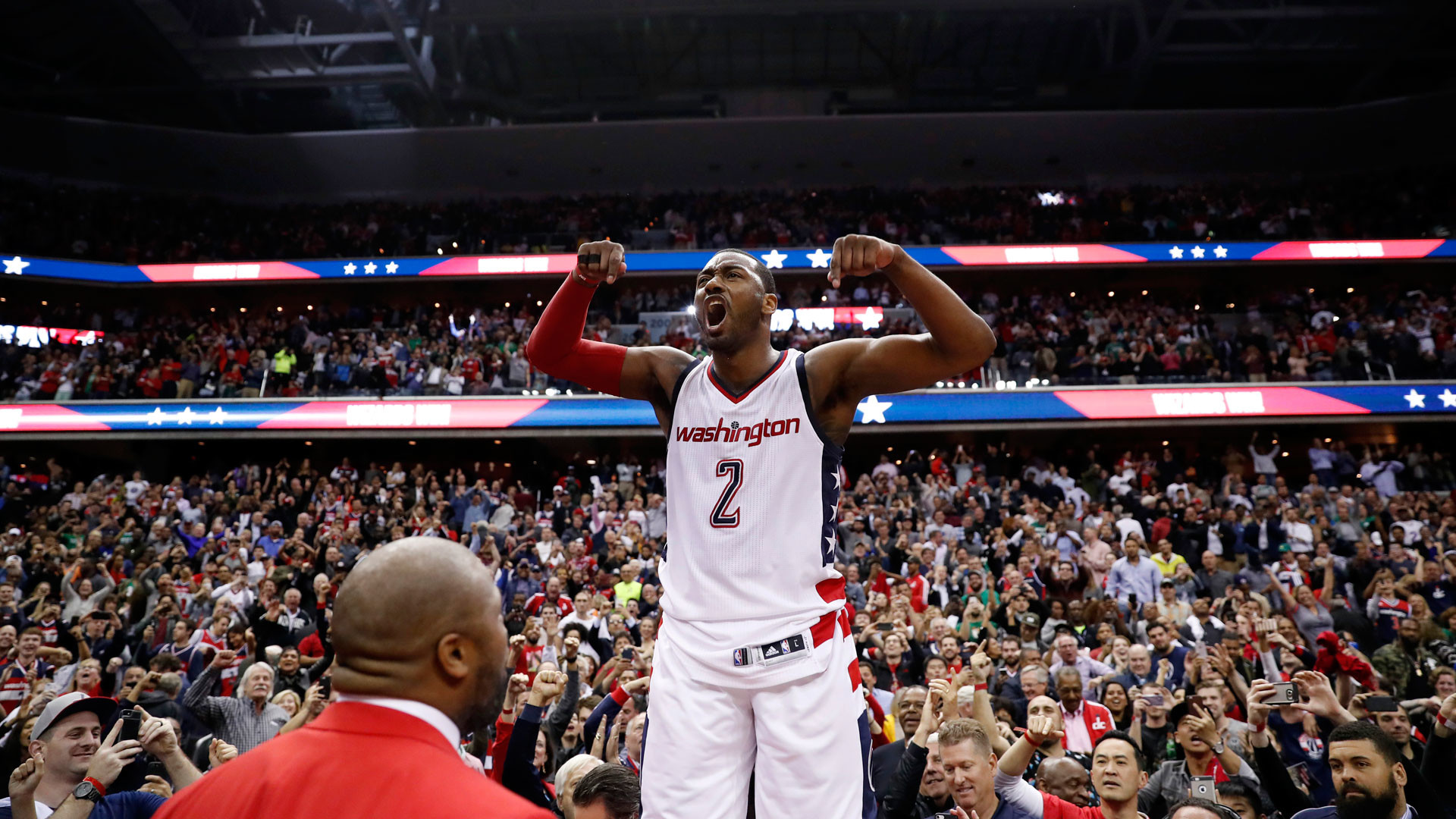 Takeaways from Wizards' thrilling victory in Game 6 vs. Boston Celtics |  CSN Mid-Atlantic