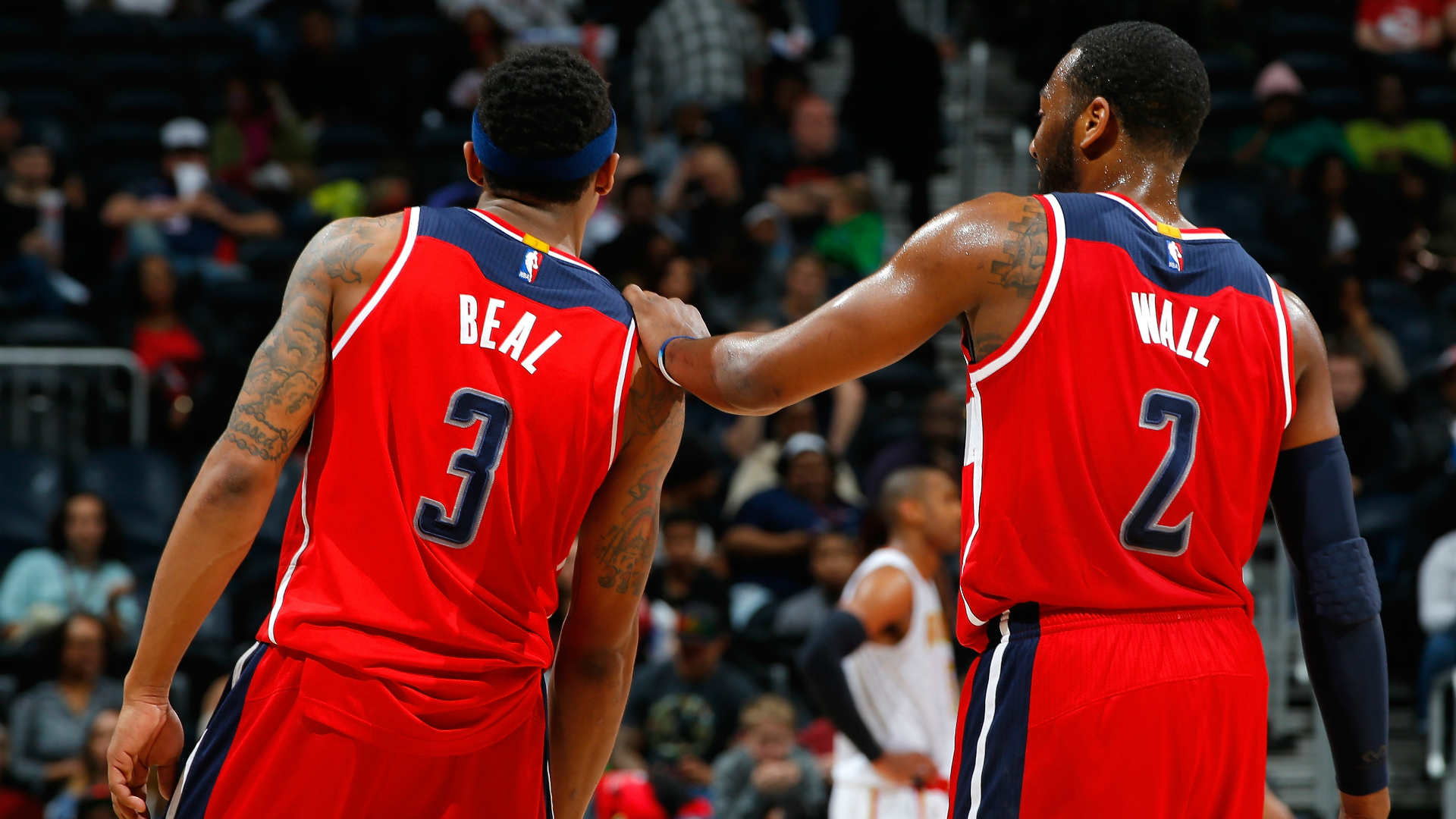 Bradley Beal says he and John Wall should've had better year for Wizards |  NBA | Sporting News
