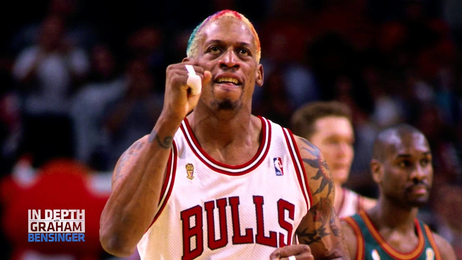 Dennis Rodman Wallpapers High Resolution and Quality Download