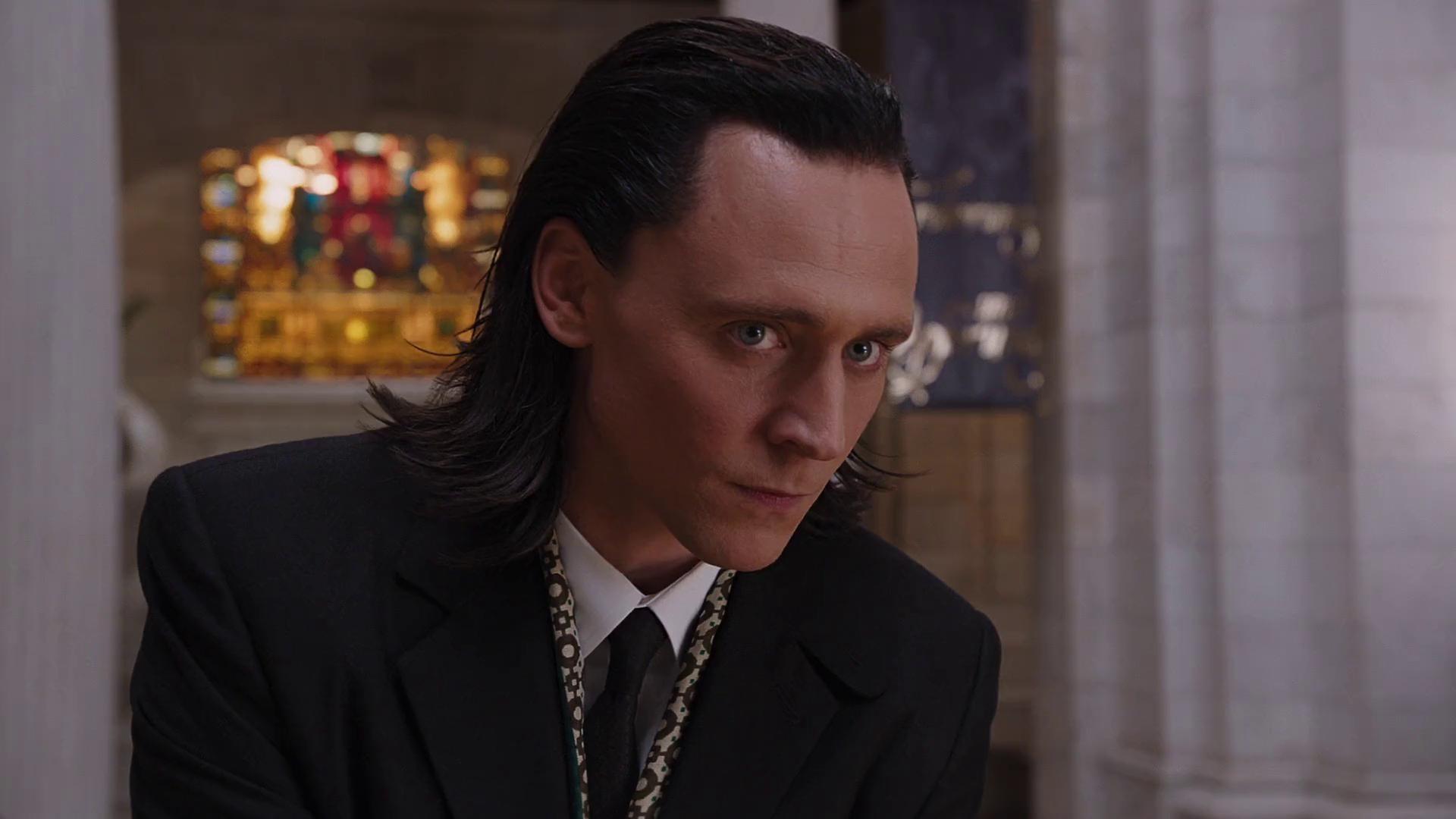 Loki tom hiddleston the avengers (movie) wallpaper