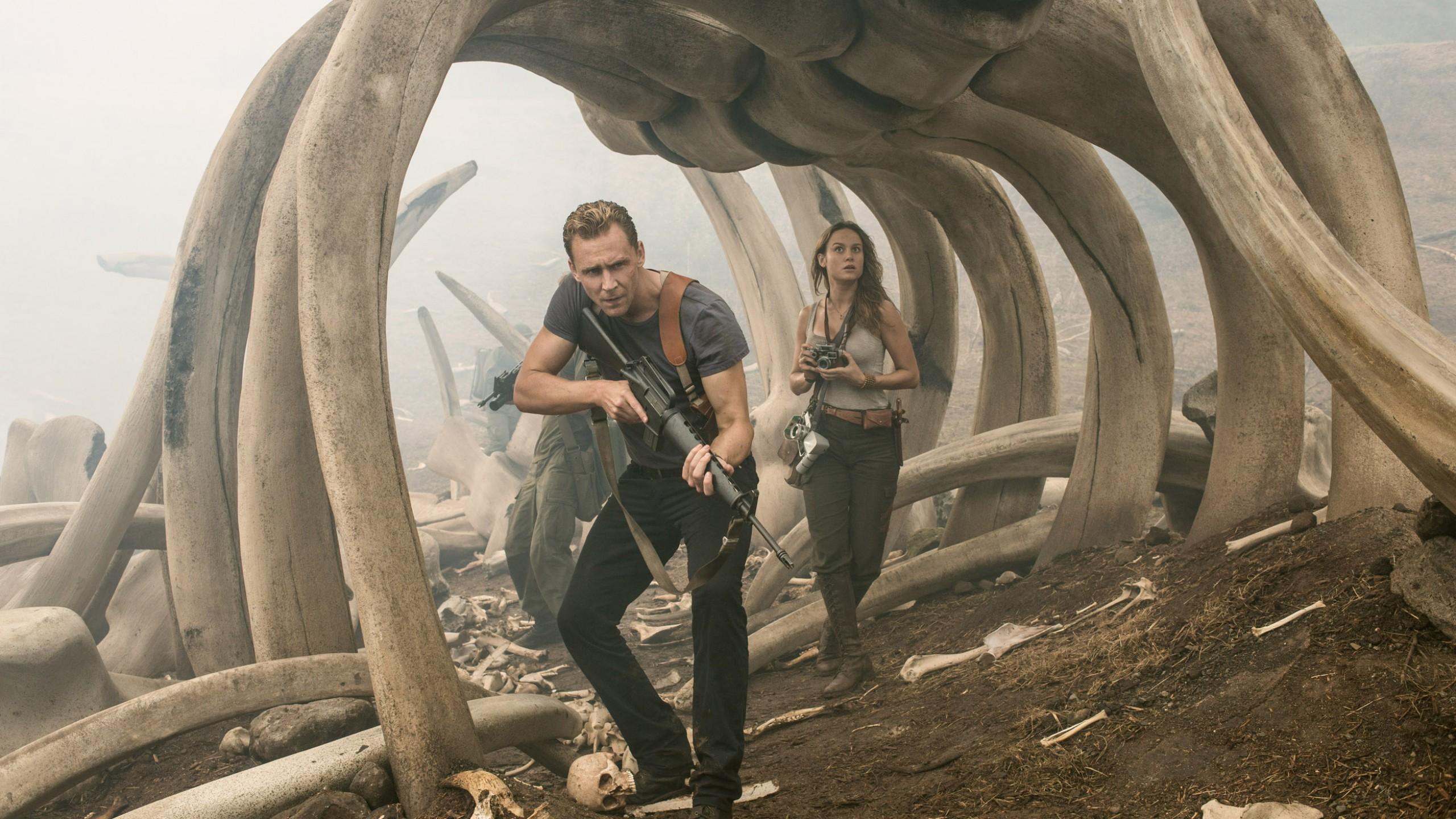 Movies / Kong: Skull Island Wallpaper