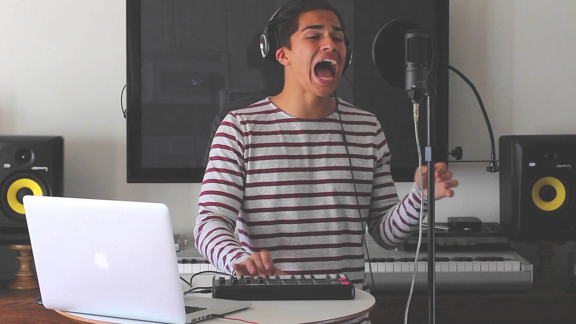 Me Myself and I by G Eazy | Cover by Alex Aiono