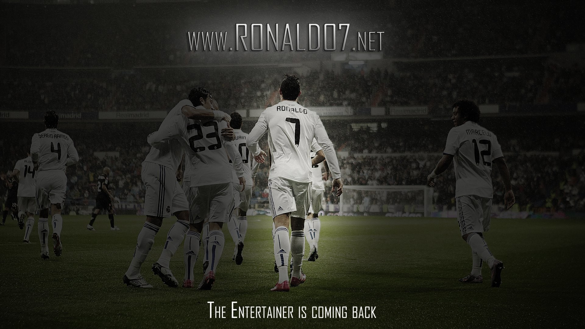 Cristiano Ronaldo wallpaper in Full HD (1920×1080): The entertainer is  coming back