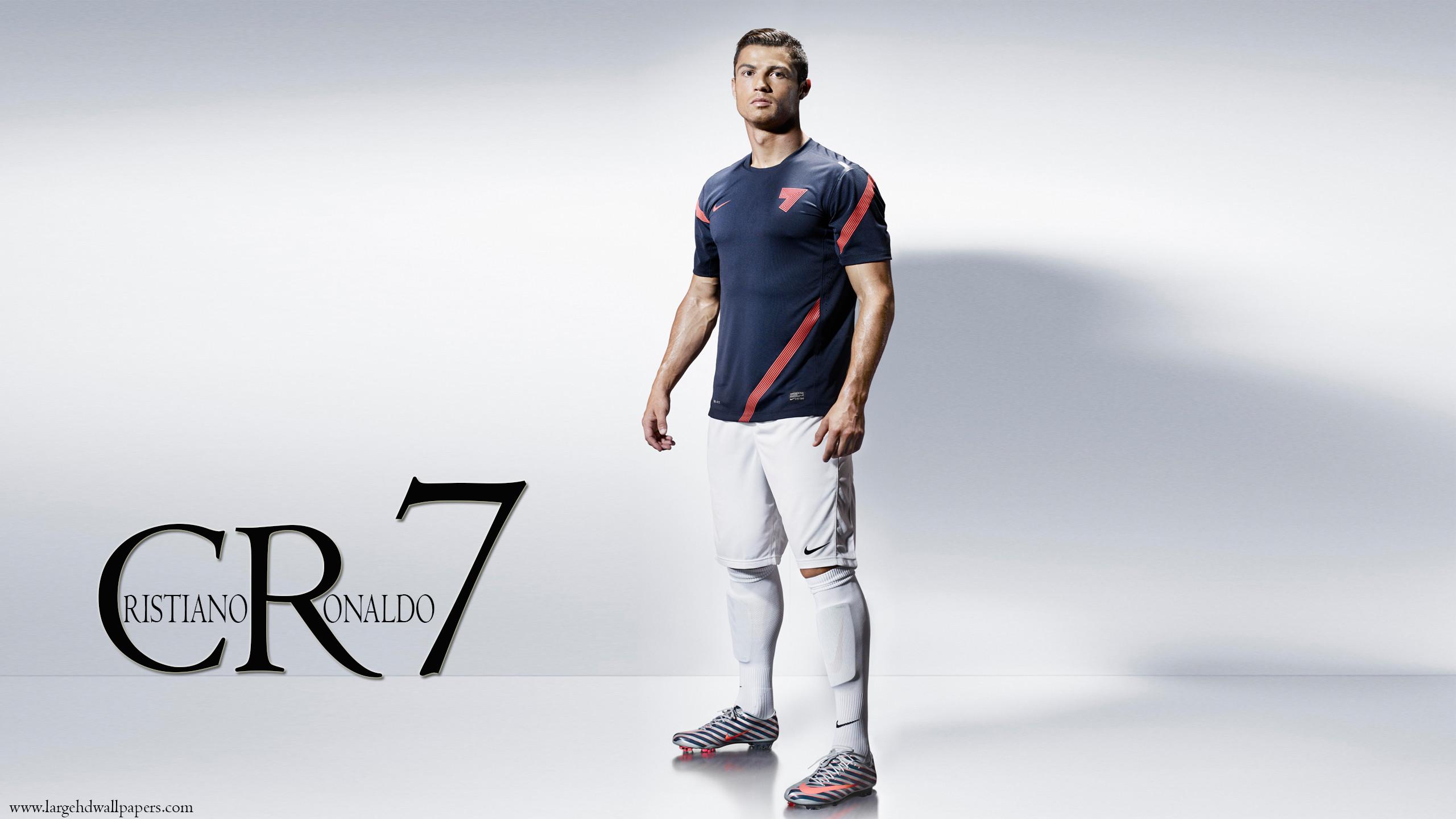 Cristiano Ronaldo Most Popular Football Player HD Wallpapers