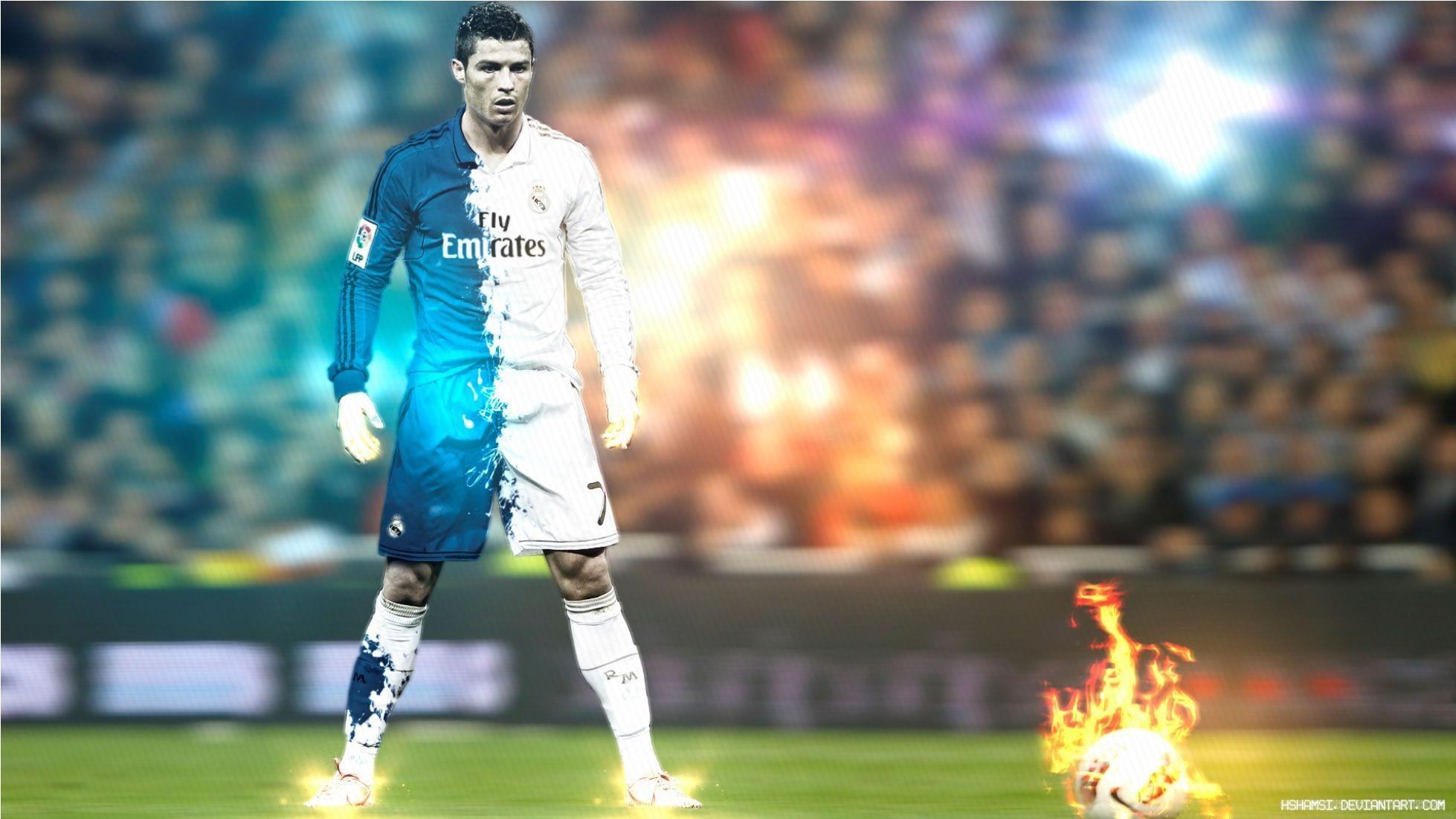 Cristiano Ronaldo HD Wallpaper Download, Bettie Vallejo