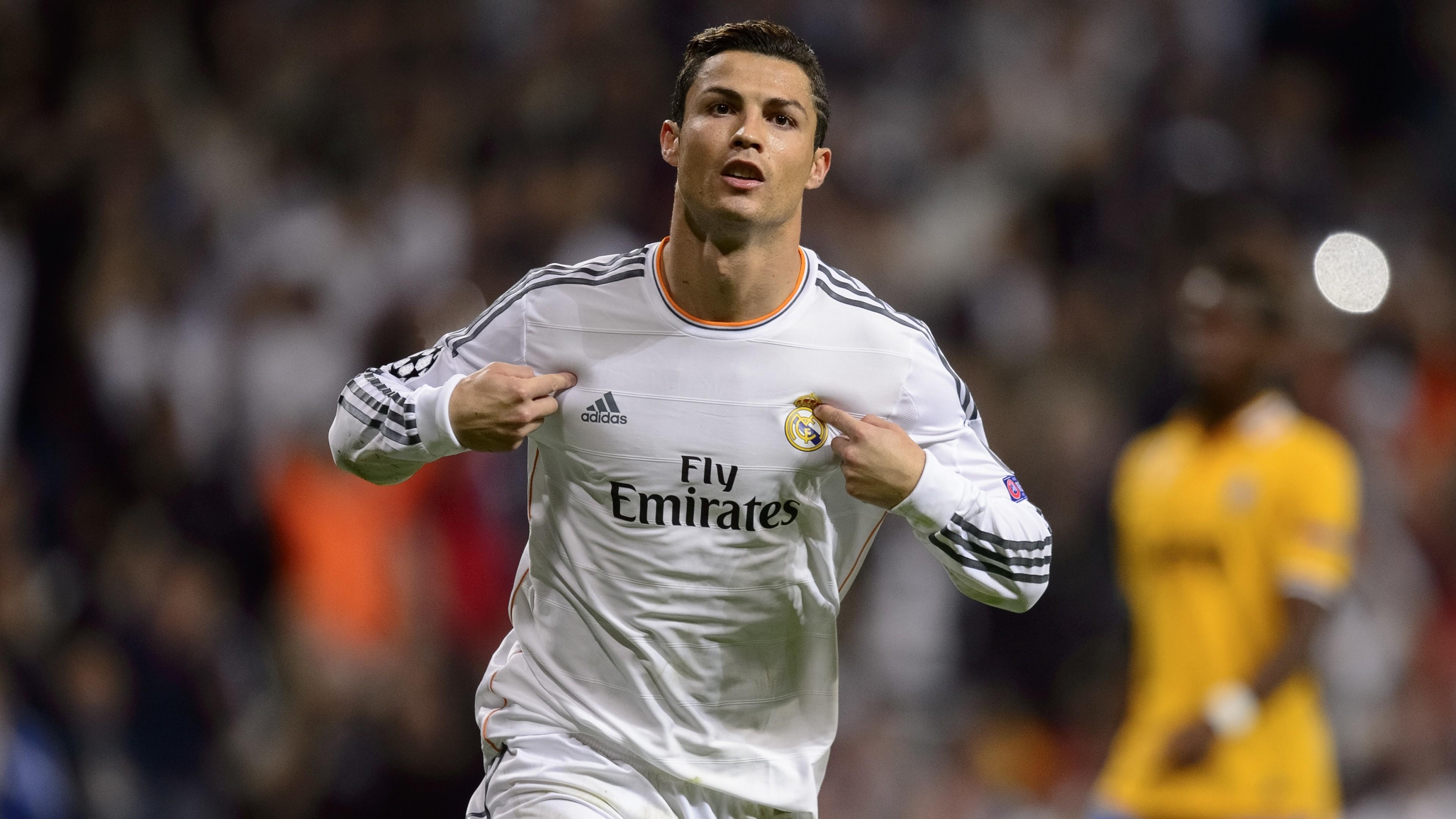 Cristiano Ronaldo, Footballer, Best player, Soccer, HD