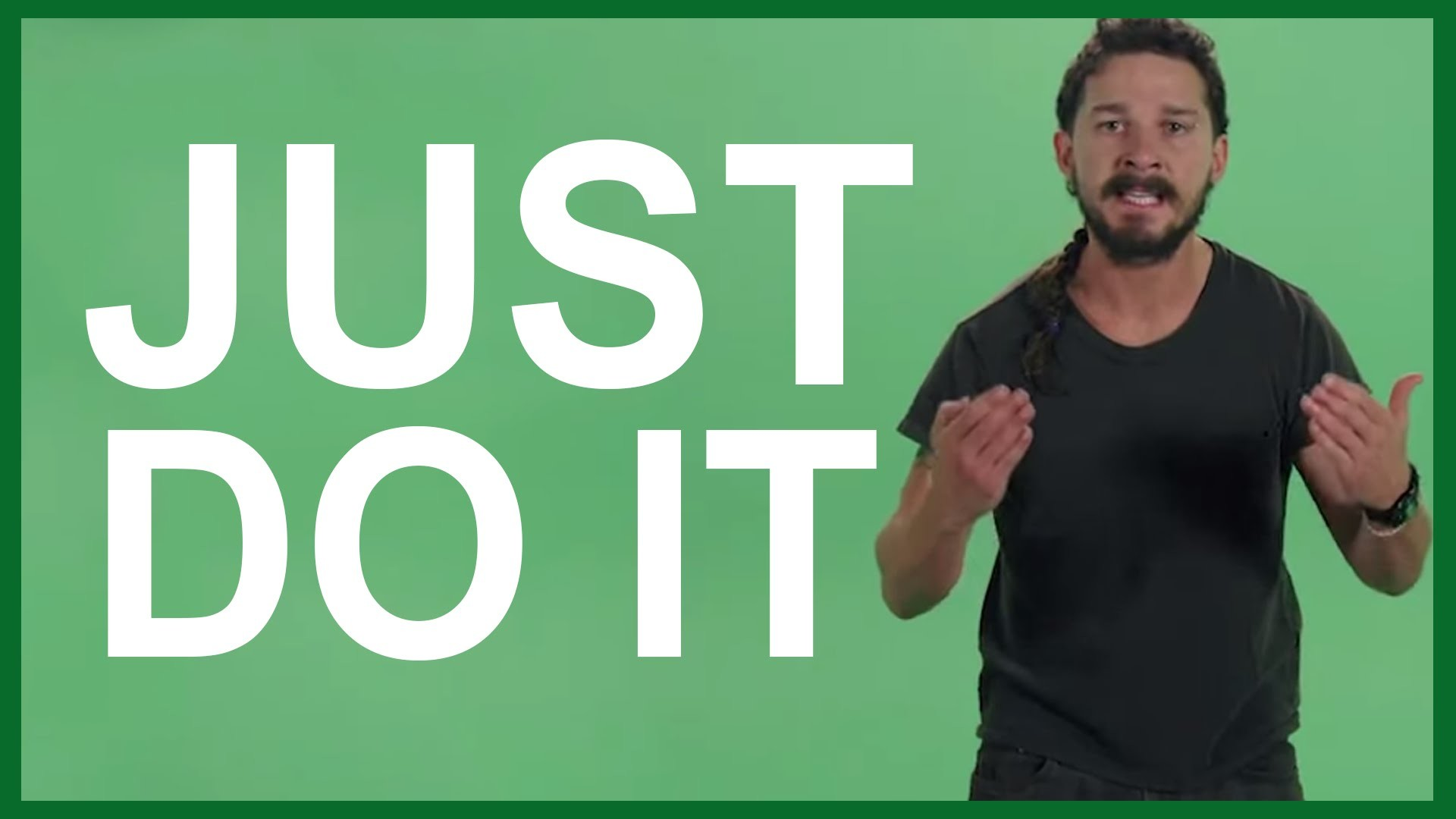 "Shia LaBeouf Funny Speech Motivation Videos ""JUST DO IT"" (Full Compilation)  – YouTube"