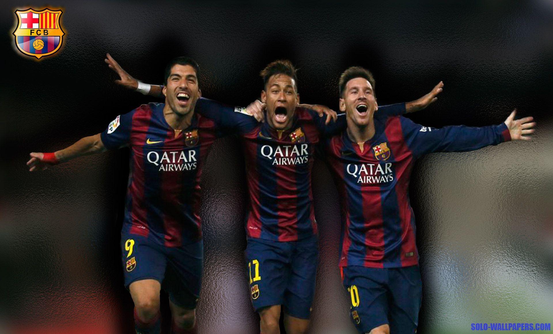 Messi Neymar Suarez Wallpaper – WallpaperSafari