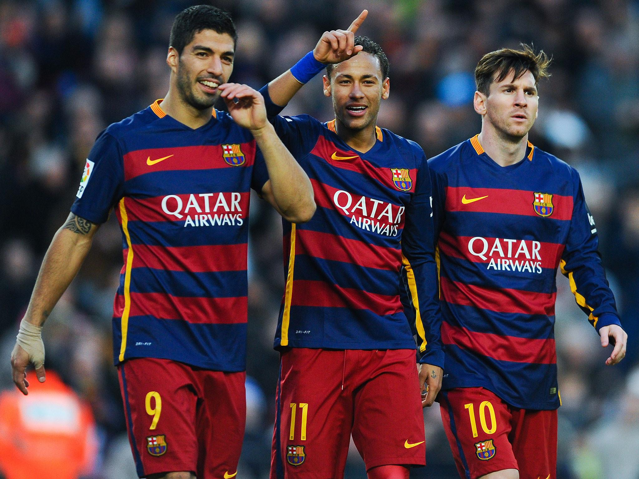 "Messi and Neymar want Suarez on Ballon d'Or shortlist, not Ronaldo. """