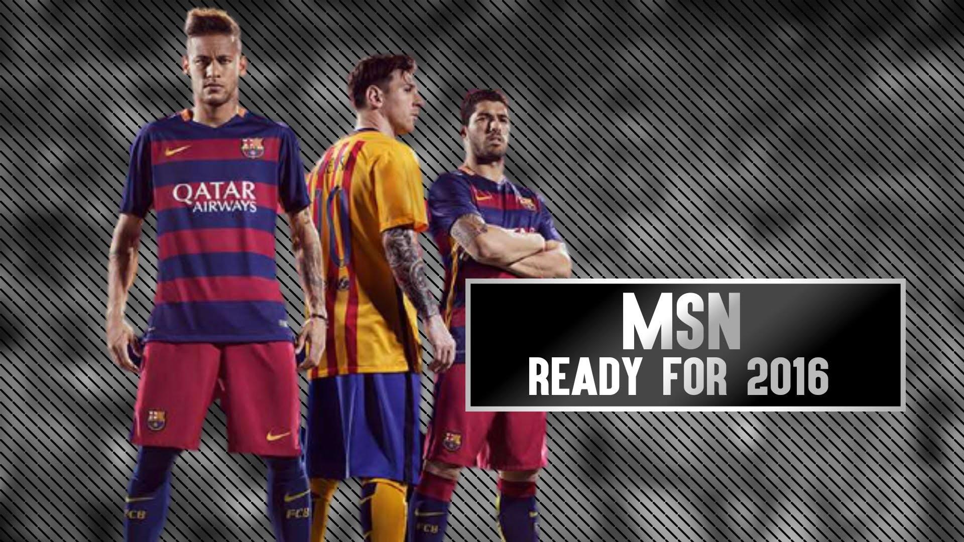 MSN Show ○ Messi, Suarez & Neymar ○ Ready for 2015/2016 Season   HD –  YouTube