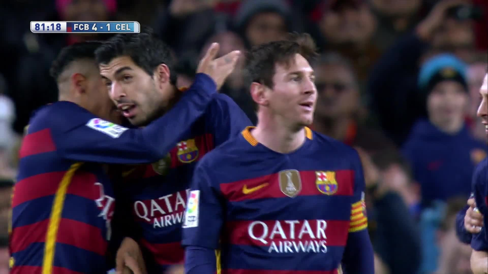 Lionel Messi and Luis Suarez replicated the incredible penalty by Johan  Cruyff and Jesper Olsen in