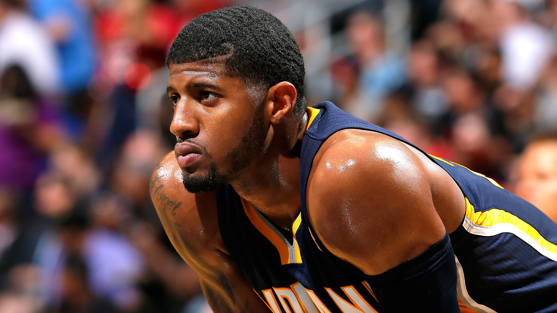 Paul George at power forward: Pacers' crazy plan can work   NBA   Sporting  News