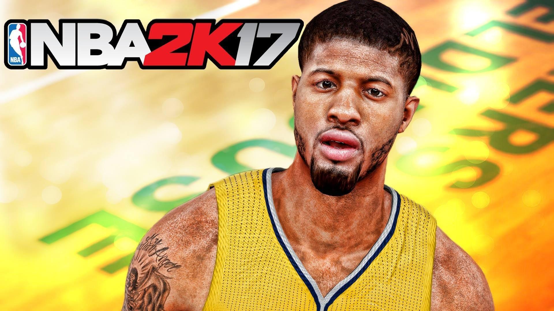 NBA 2k17 Ratings – Paul George!