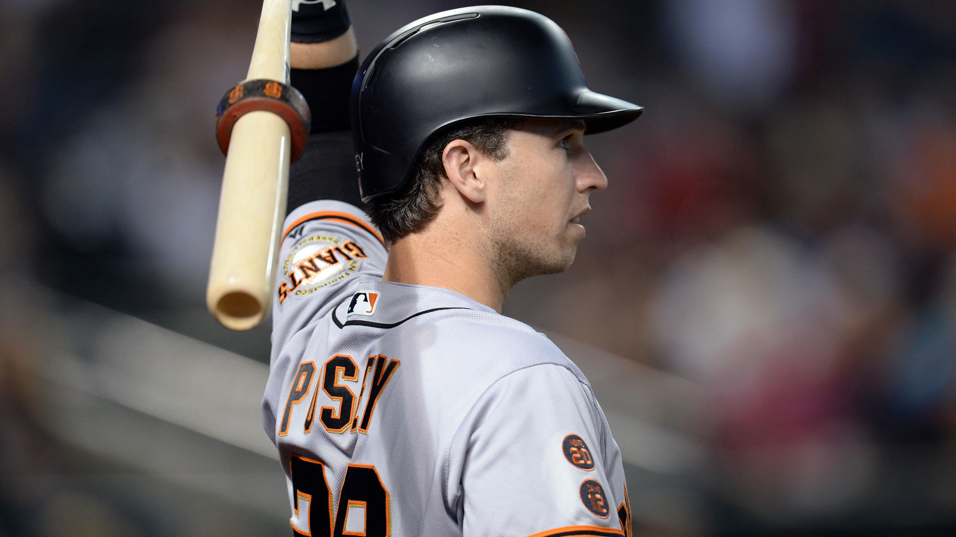 Posey 'would love nothing more' than to finish career with Giants | NBCS  Bay Area