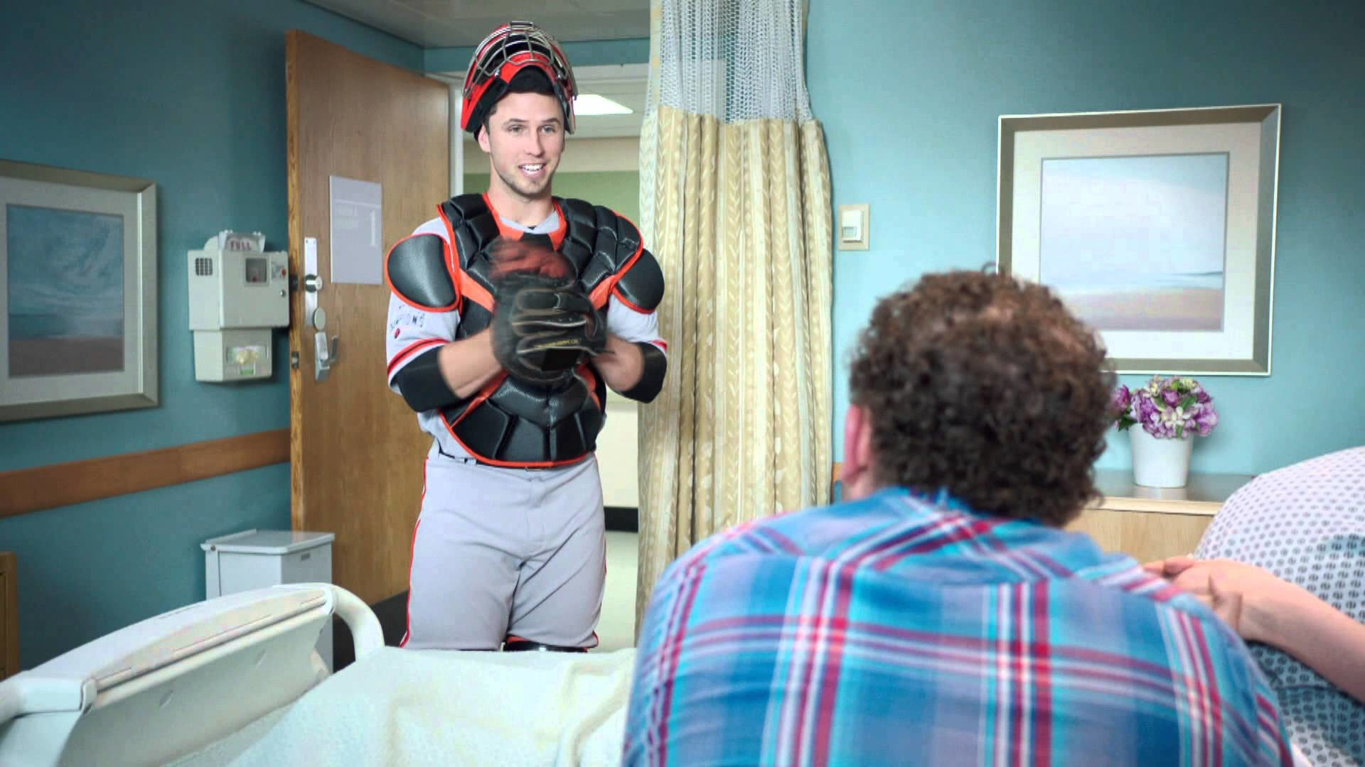Buster Posey, M.D.: The Great Divide – YouTube