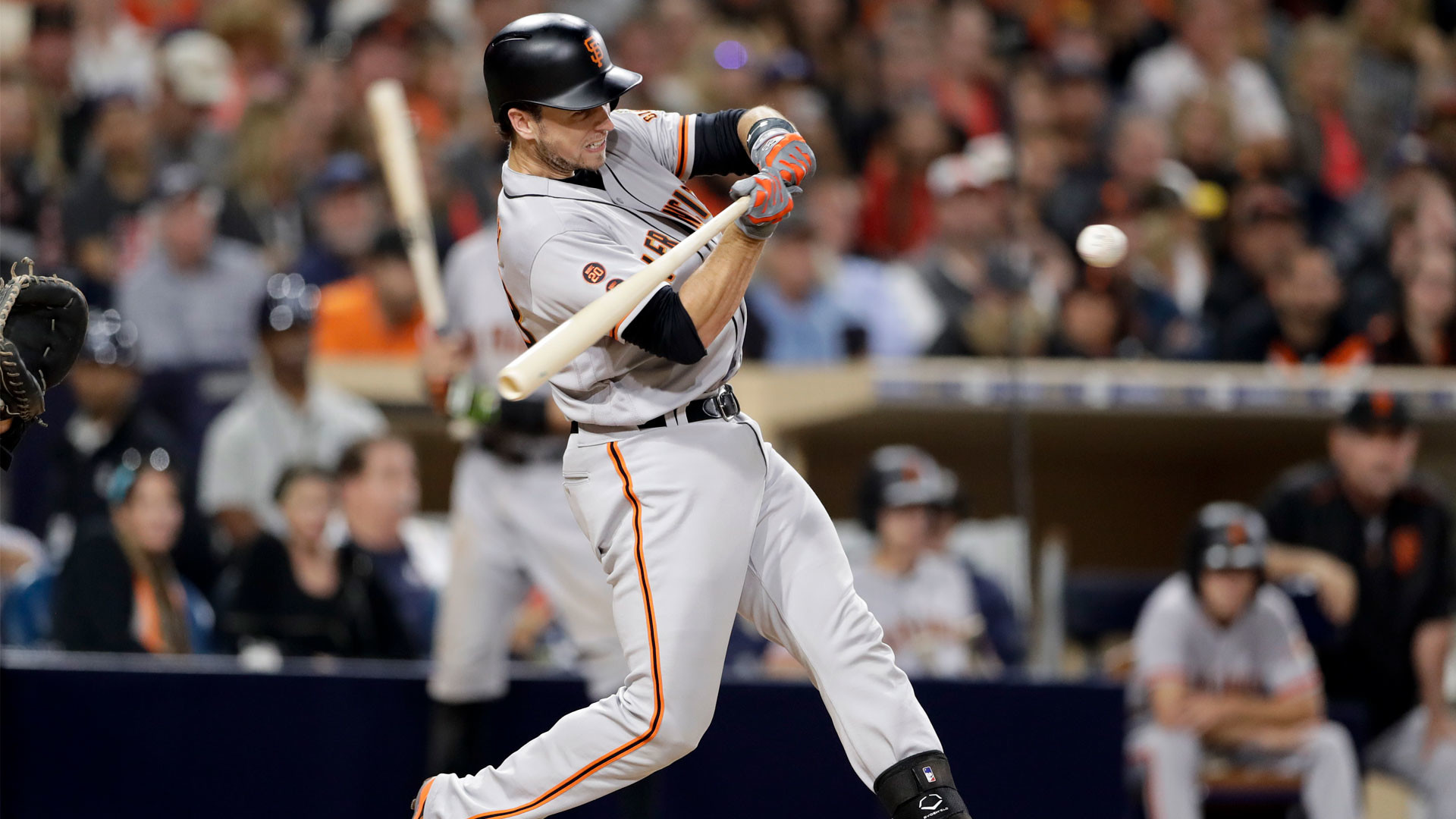 Giants catcher Buster Posey to play in World Baseball Classic | NBCS Bay  Area