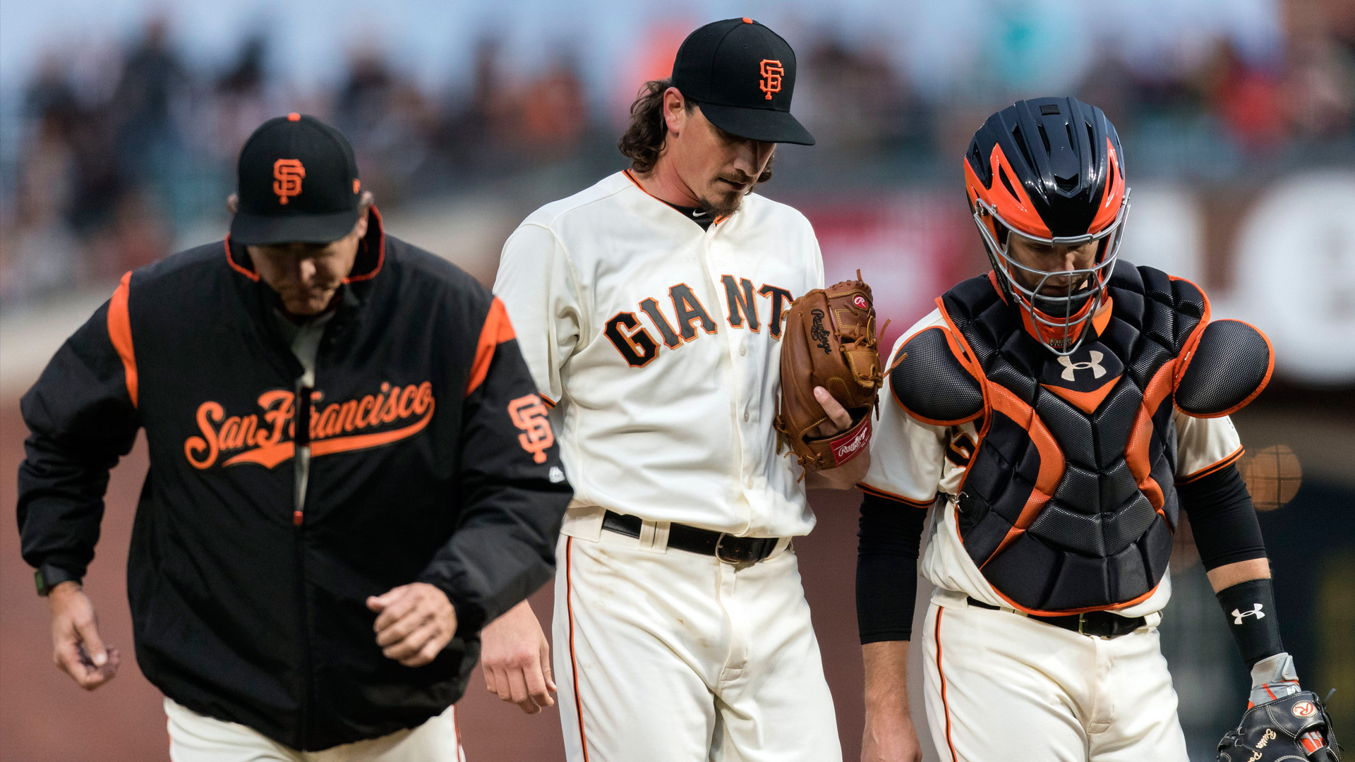 Instant Analysis: Five takeaways from Giants' 6-3 loss to Nats | NBCS Bay  Area