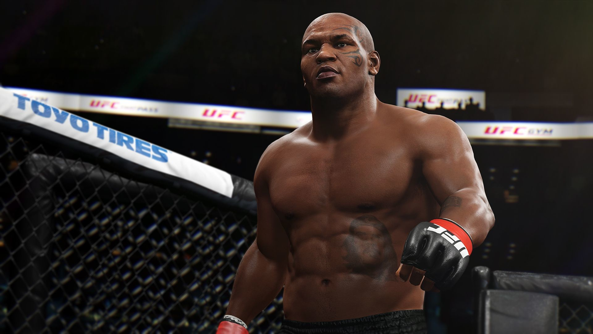 EA Sports UFC 2 Reveals Mike Tyson As A Playable Character