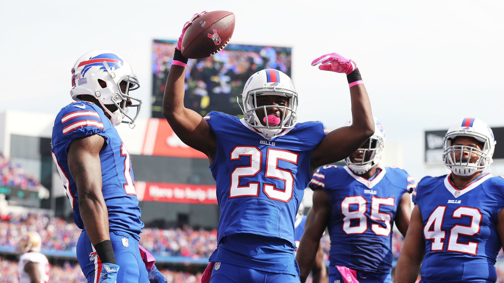 LeSean McCoy scares Bills fans with 'Buffalo was so special' tweet | NFL |  Sporting News