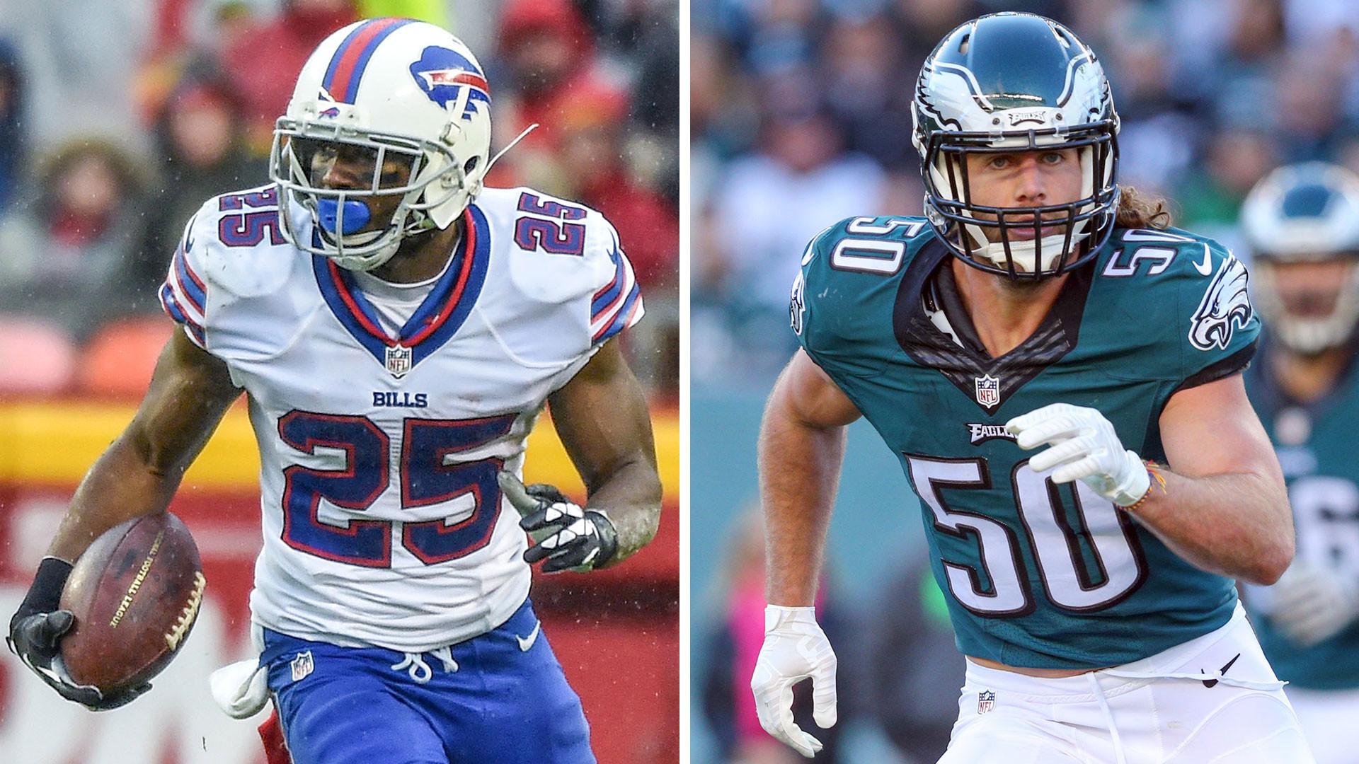 Head2Head: LeSean McCoy gets shot at Kiko Alonso, Chip Kelly's Eagles | NFL  | Sporting News