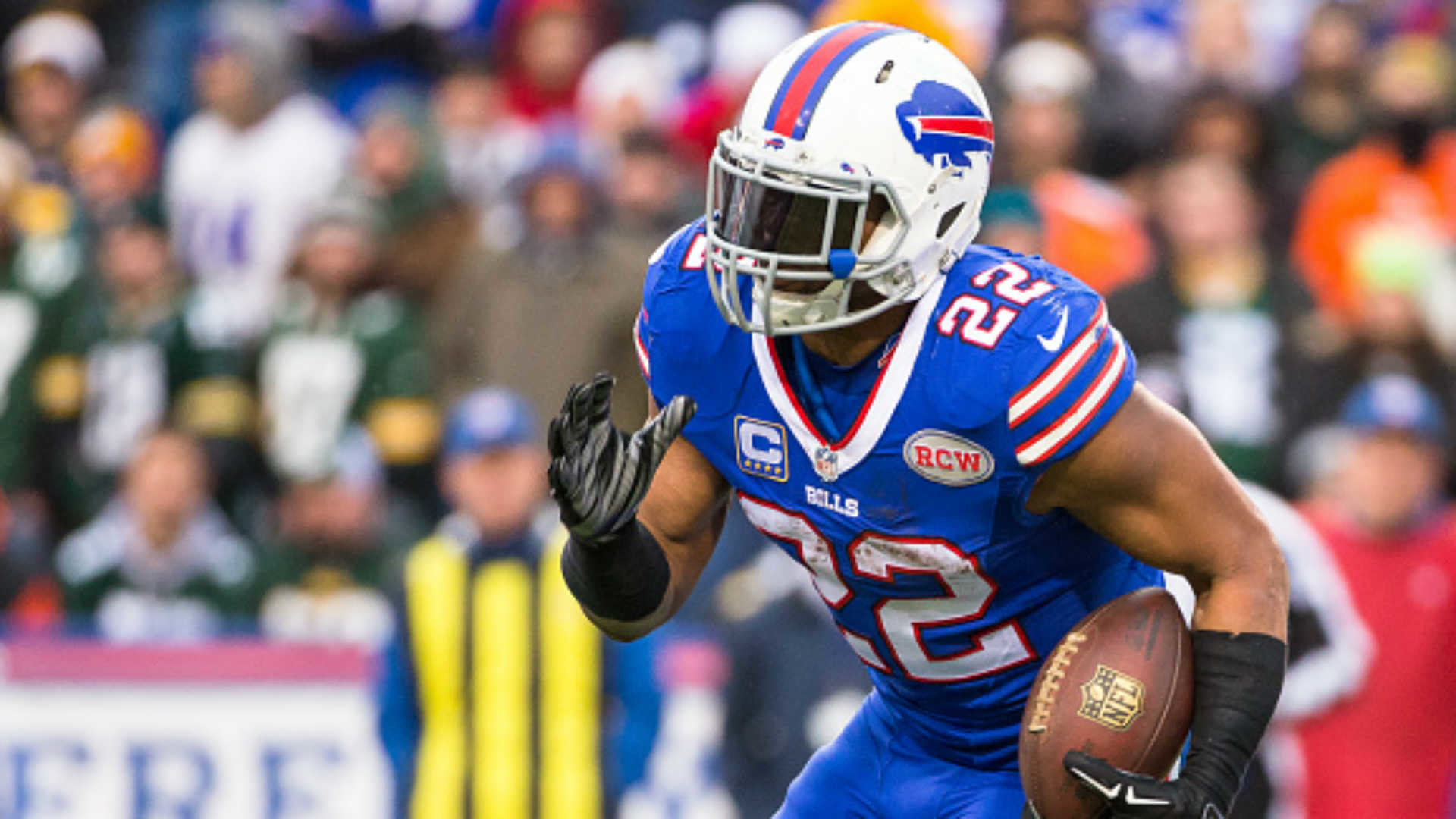 Fred Jackson carries on and on about LeSean McCoy | NFL | Sporting News