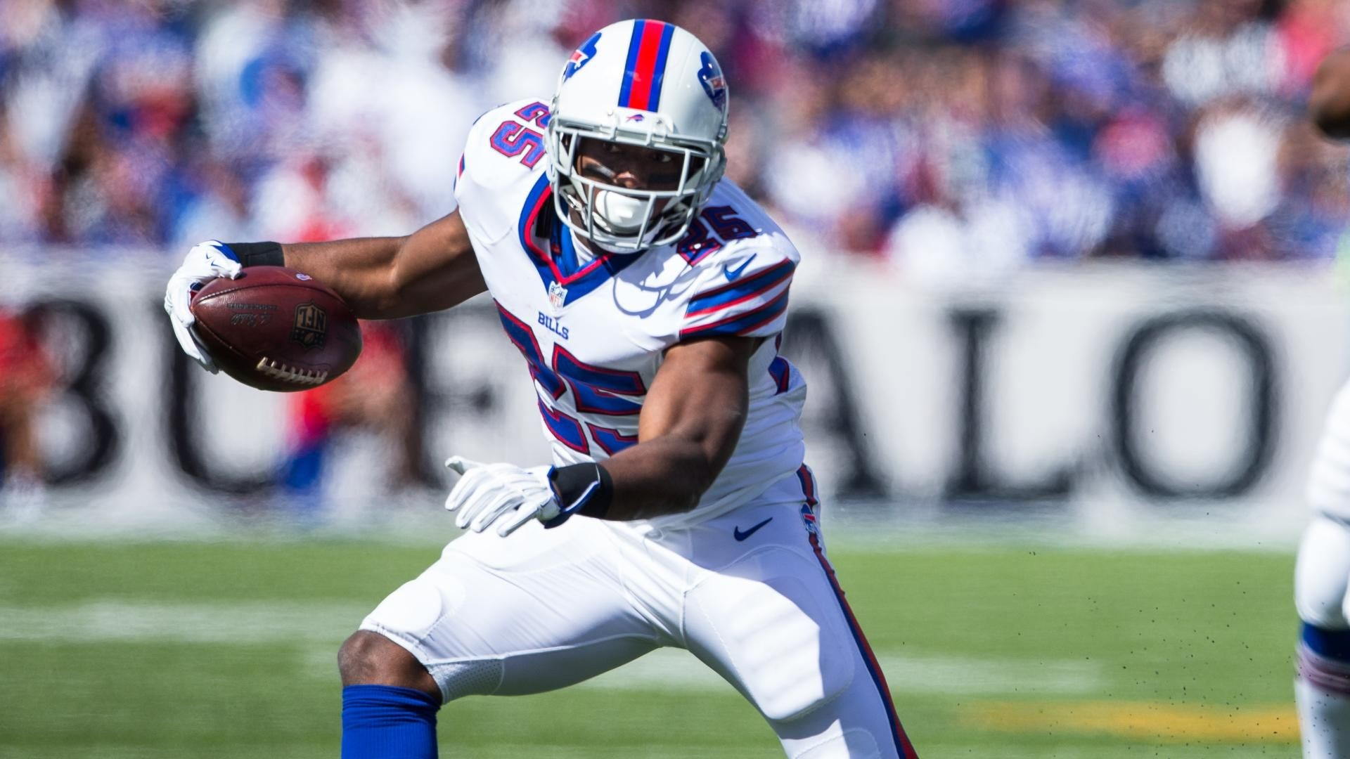 McCoy returns to the Bills following a season of exciting production and  hamstring rehabilitation. A few drunk cops could have killed him in a bar  fight in …