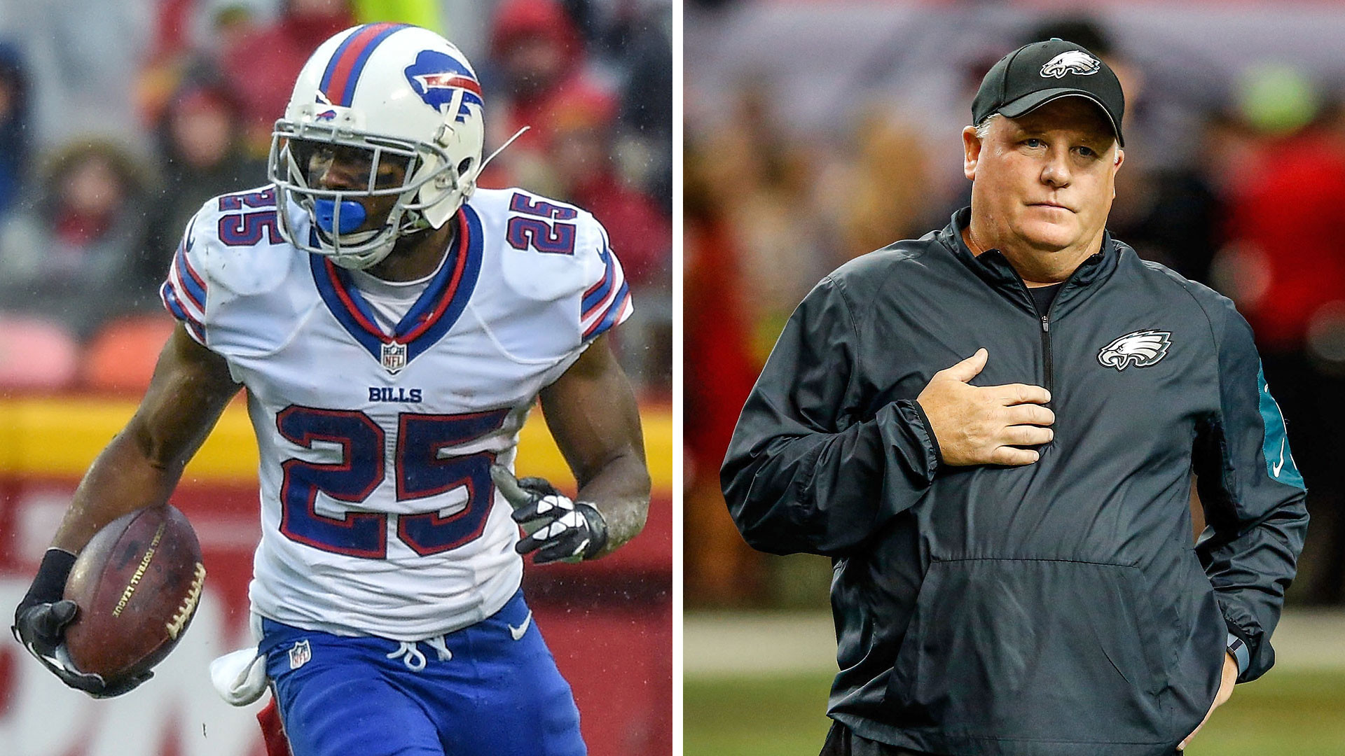 LeSean McCoy and Chip Kelly not enemies, but far from best friends | NFL |  Sporting News
