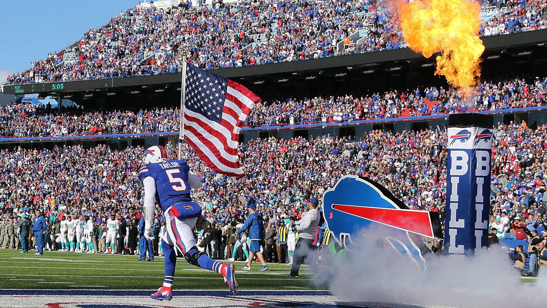 Buffalo Bills 2016 Preview | Daily Roto Sharks | MLB, NFL, NBA, CFB, NHL,  NASCAR & PGA