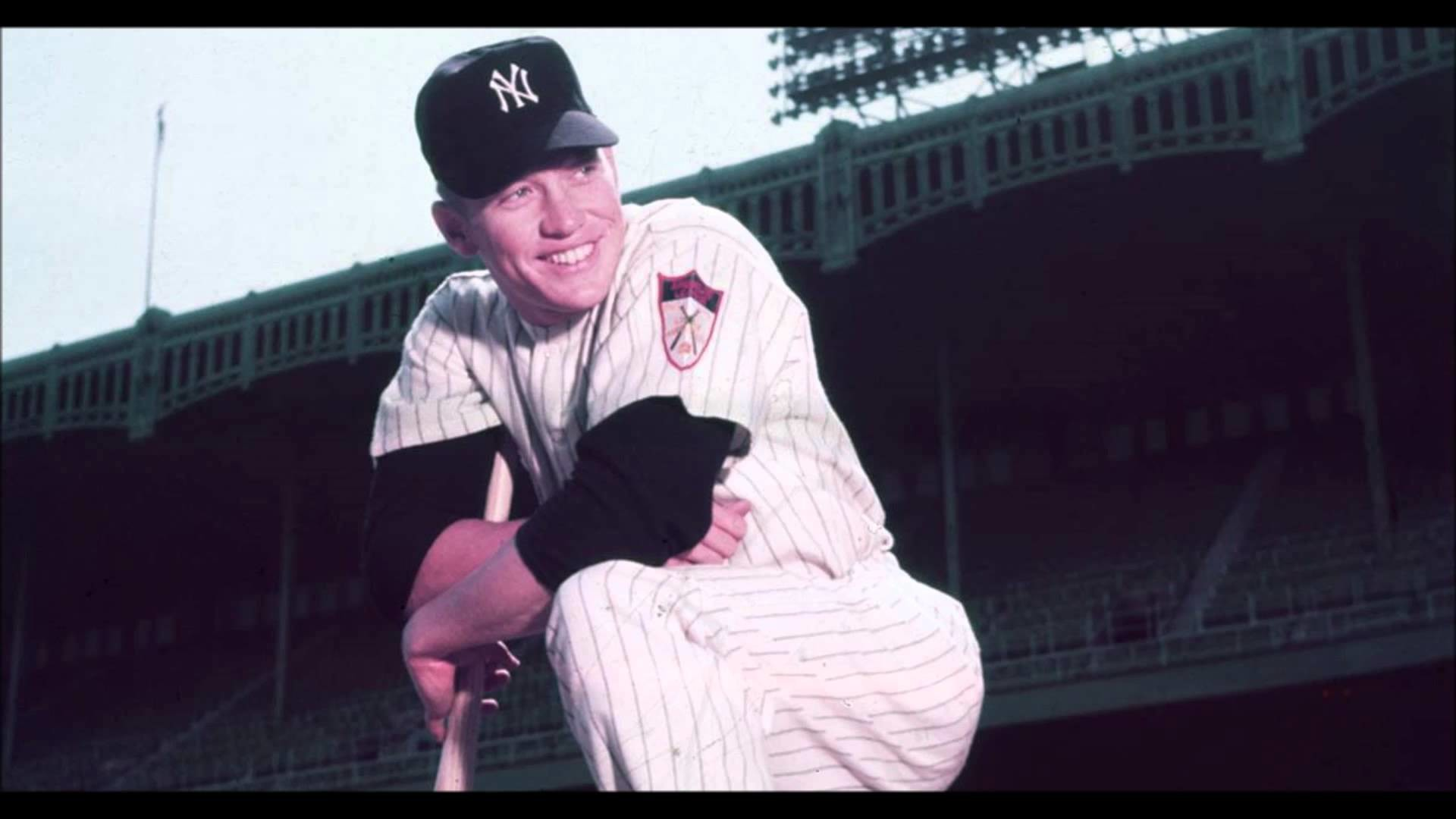 Mickey Mantle Interview