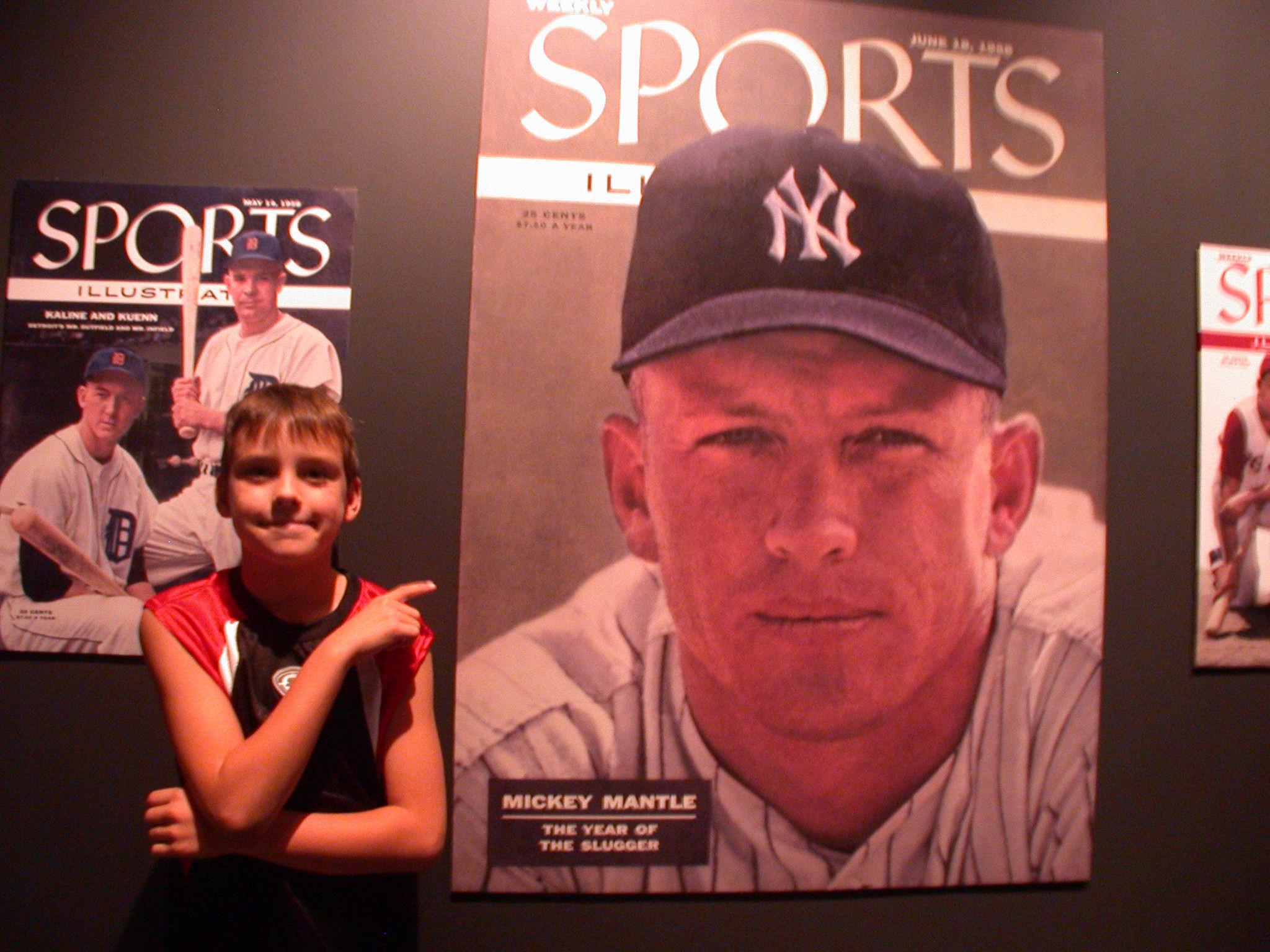 … spencer/baseball/hall-of-fame_Spencer-Supak_Mickey-Mantle.jpg …