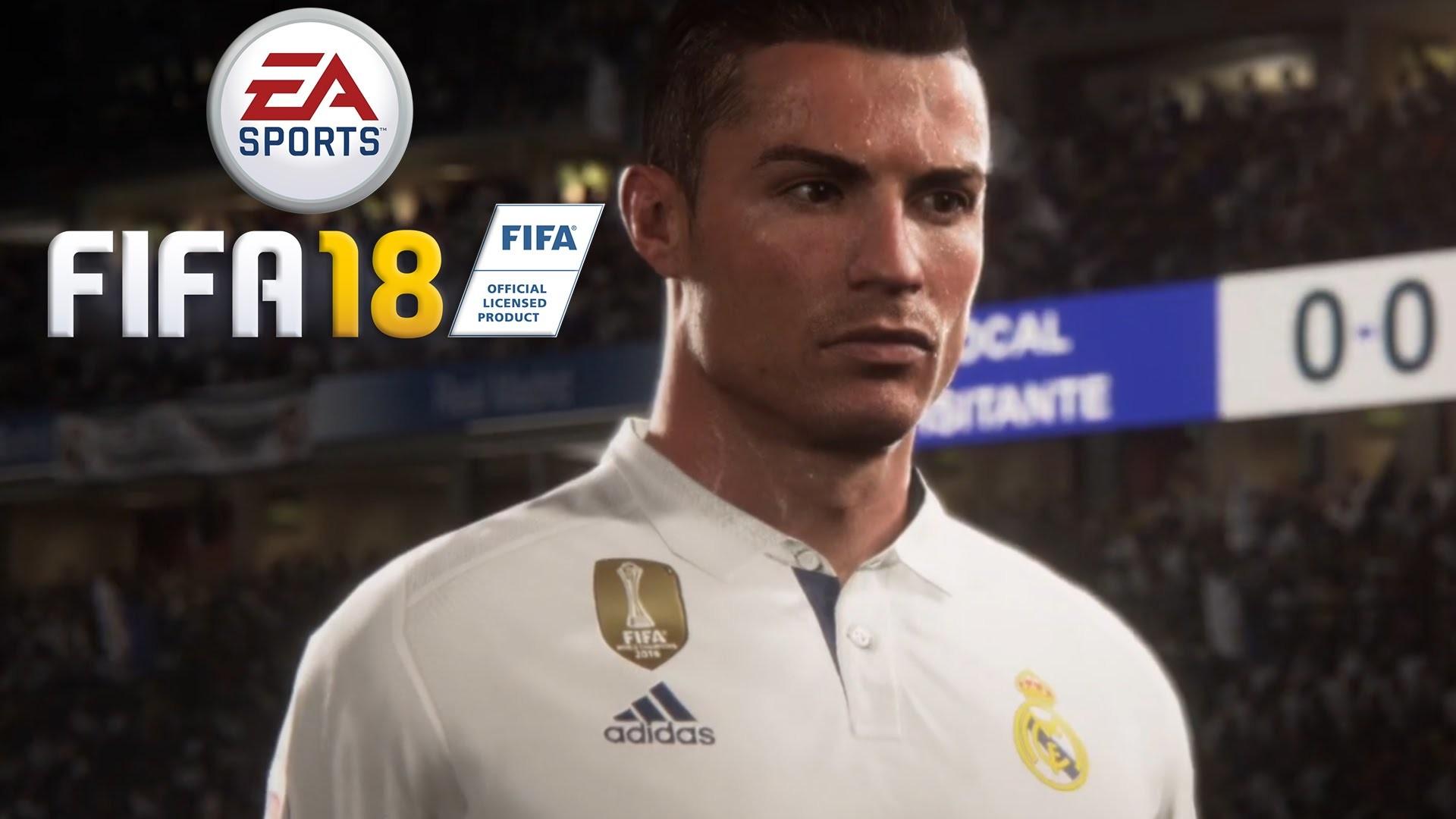 FIFA 18 – Cristiano Ronaldo Trailer
