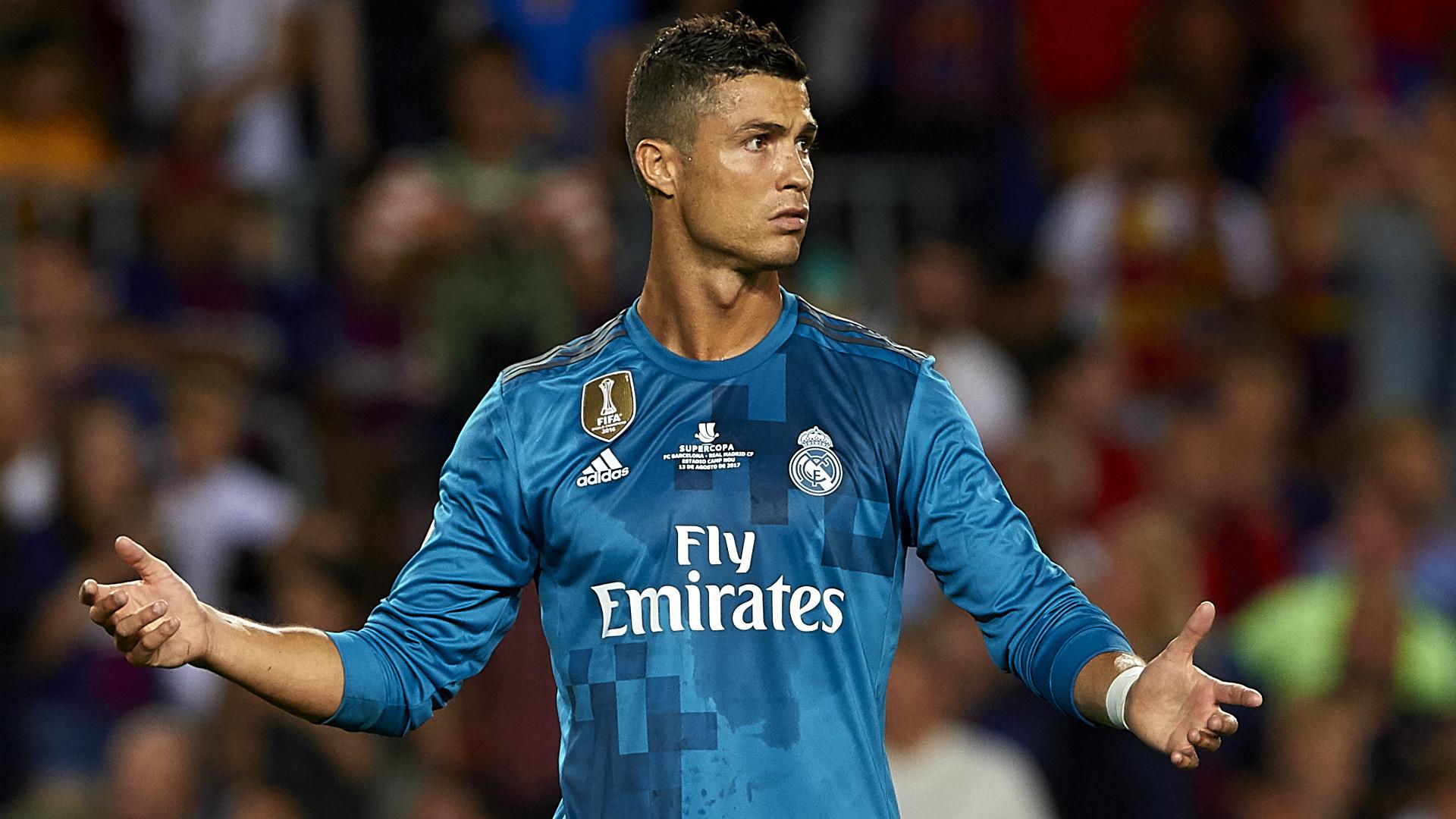 Cristiano Ronaldo Real Madrid 2017