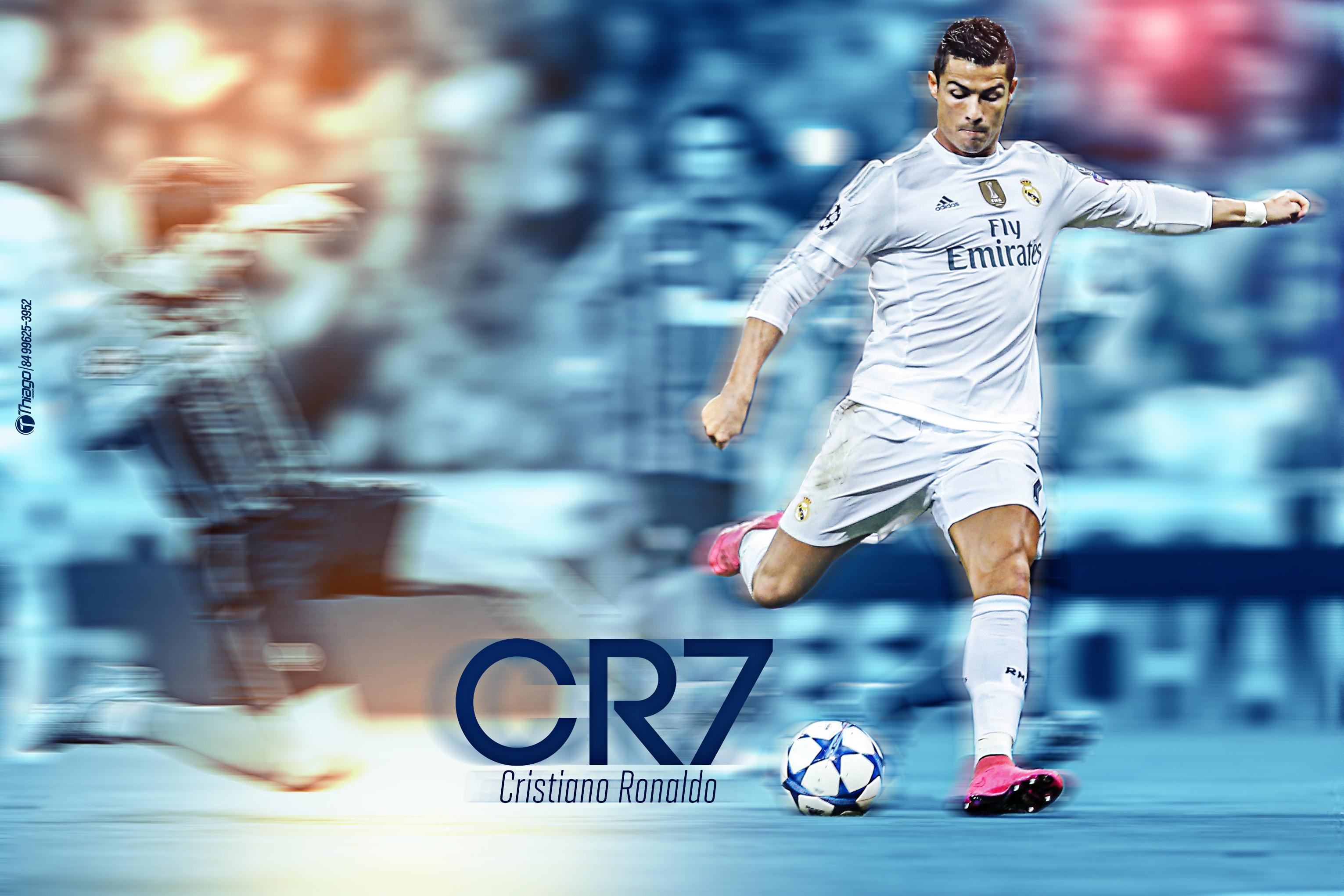 real madrid football star cristiano ronaldo full hd wallpaper