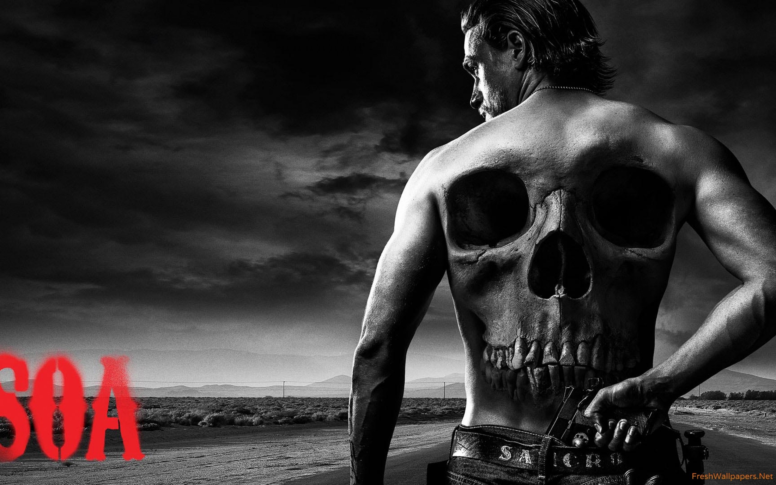 … jax teller sons of anarchy wallpaper wallpapers freshwallpapers …