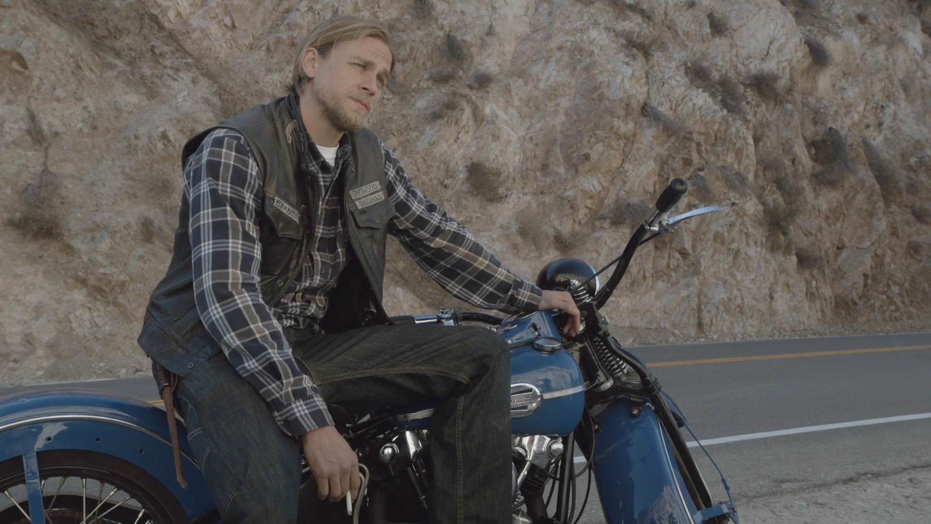 'Sons of Anarchy' Final Ride