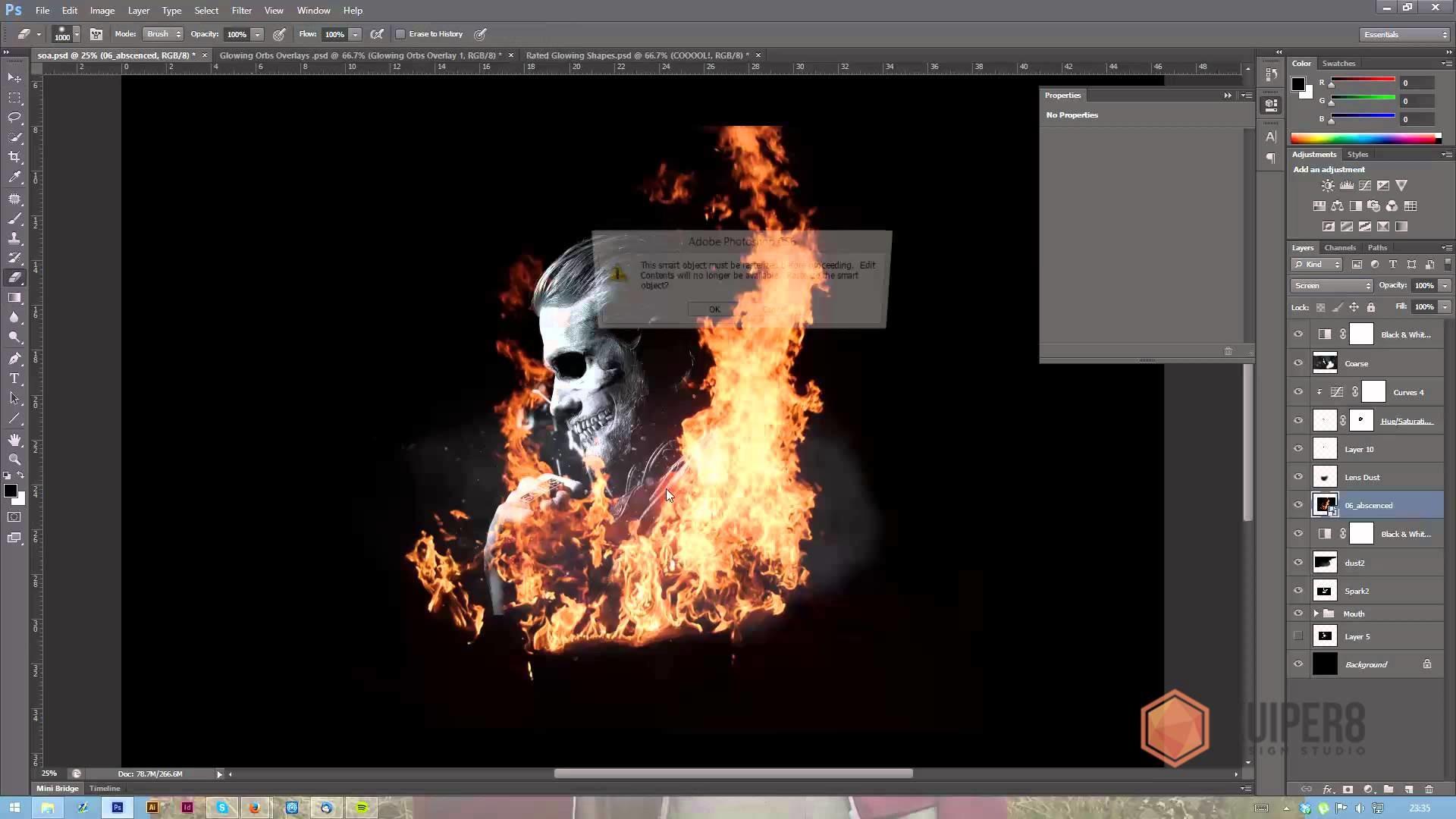 Jax Teller – Sons of Anarchy – Speedart – Kuiper8 Design Studio