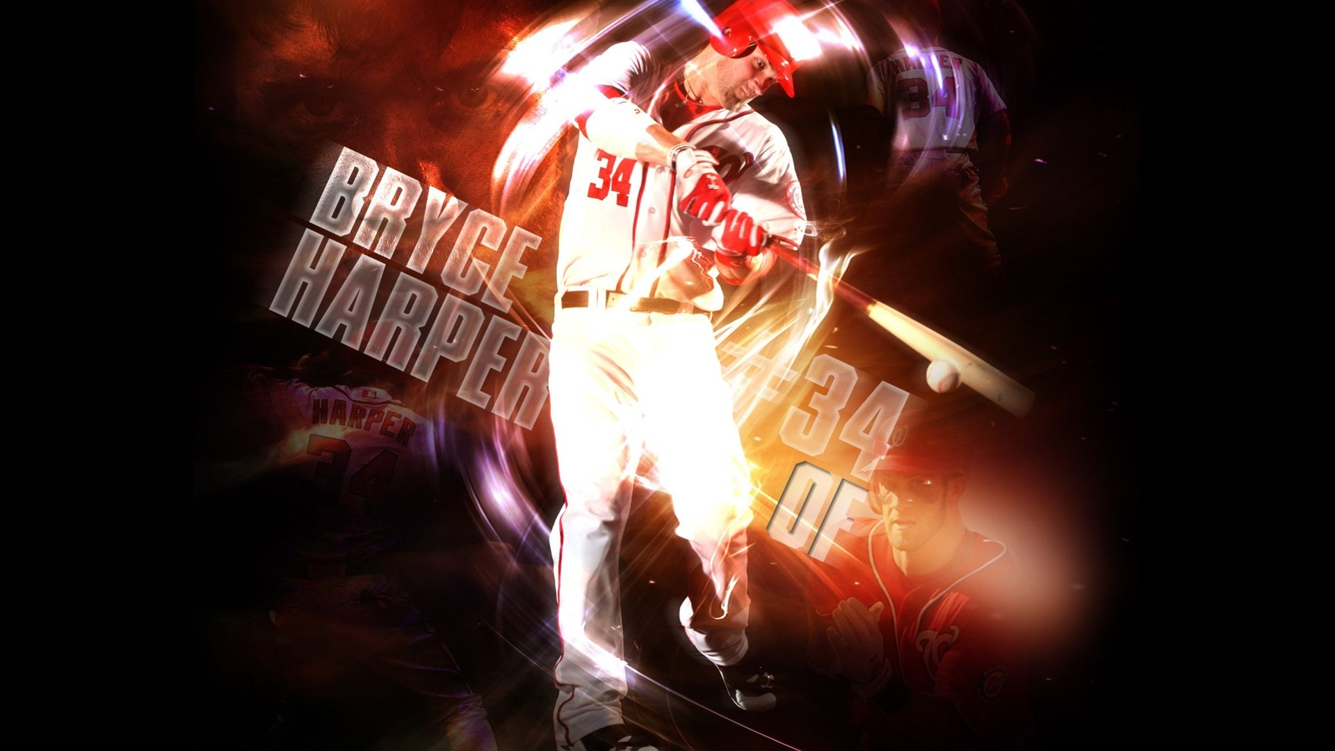 … Bryce Harper Wallpaper HD …