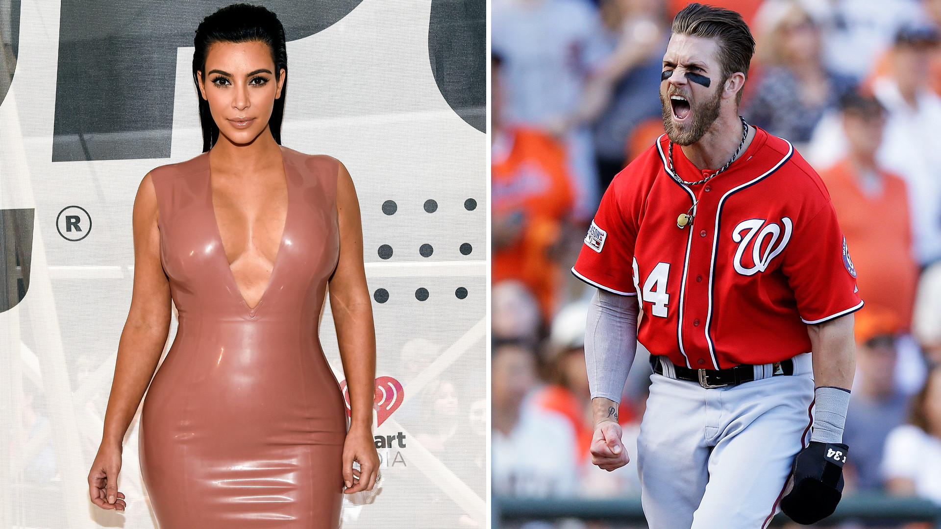 We should just shut up and let Bryce be Bryce and Kimmy be nude | MLB |  Sporting News