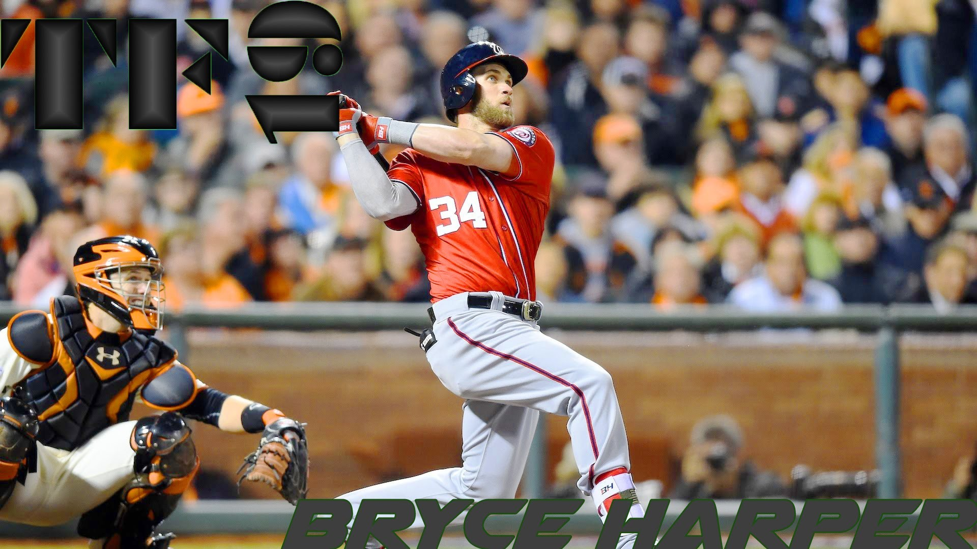 Bryce Harper 2015 Highlights HD