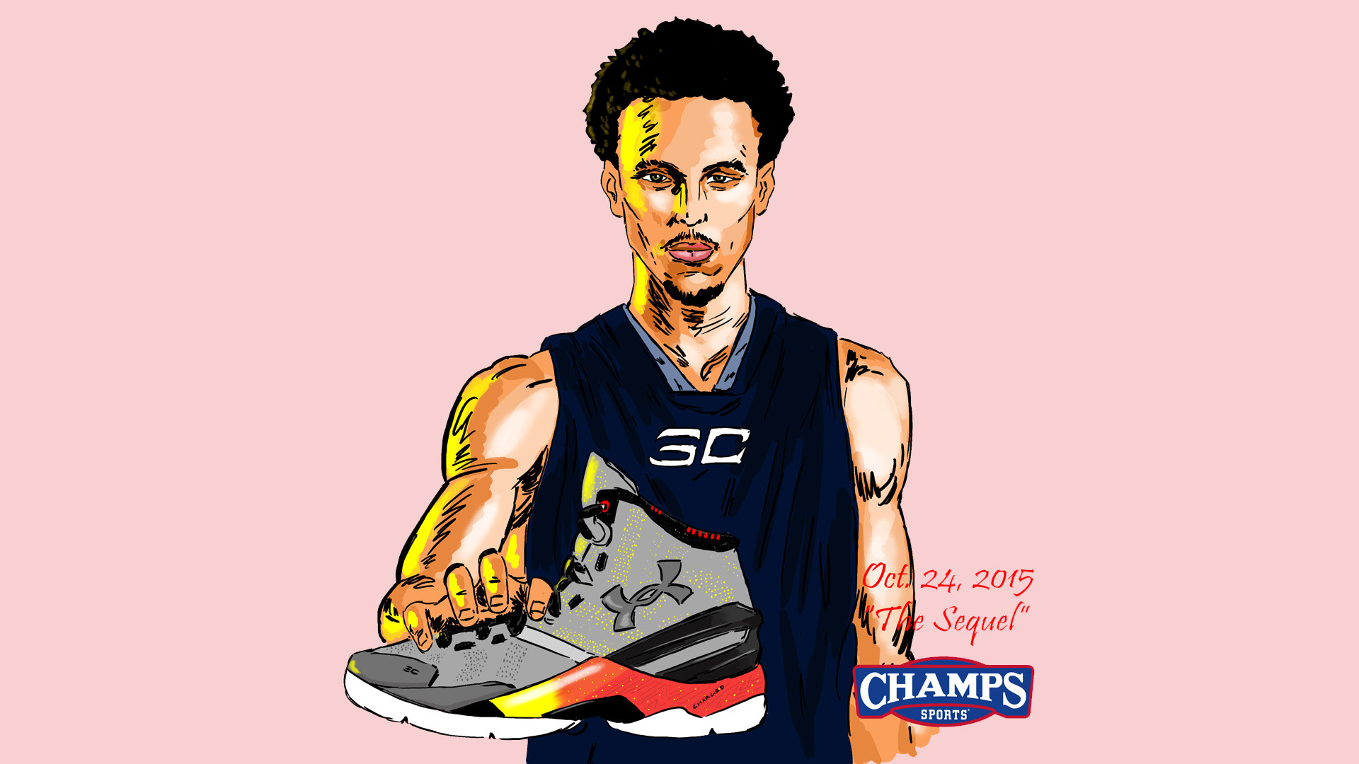 Stephen Curry On Warriors